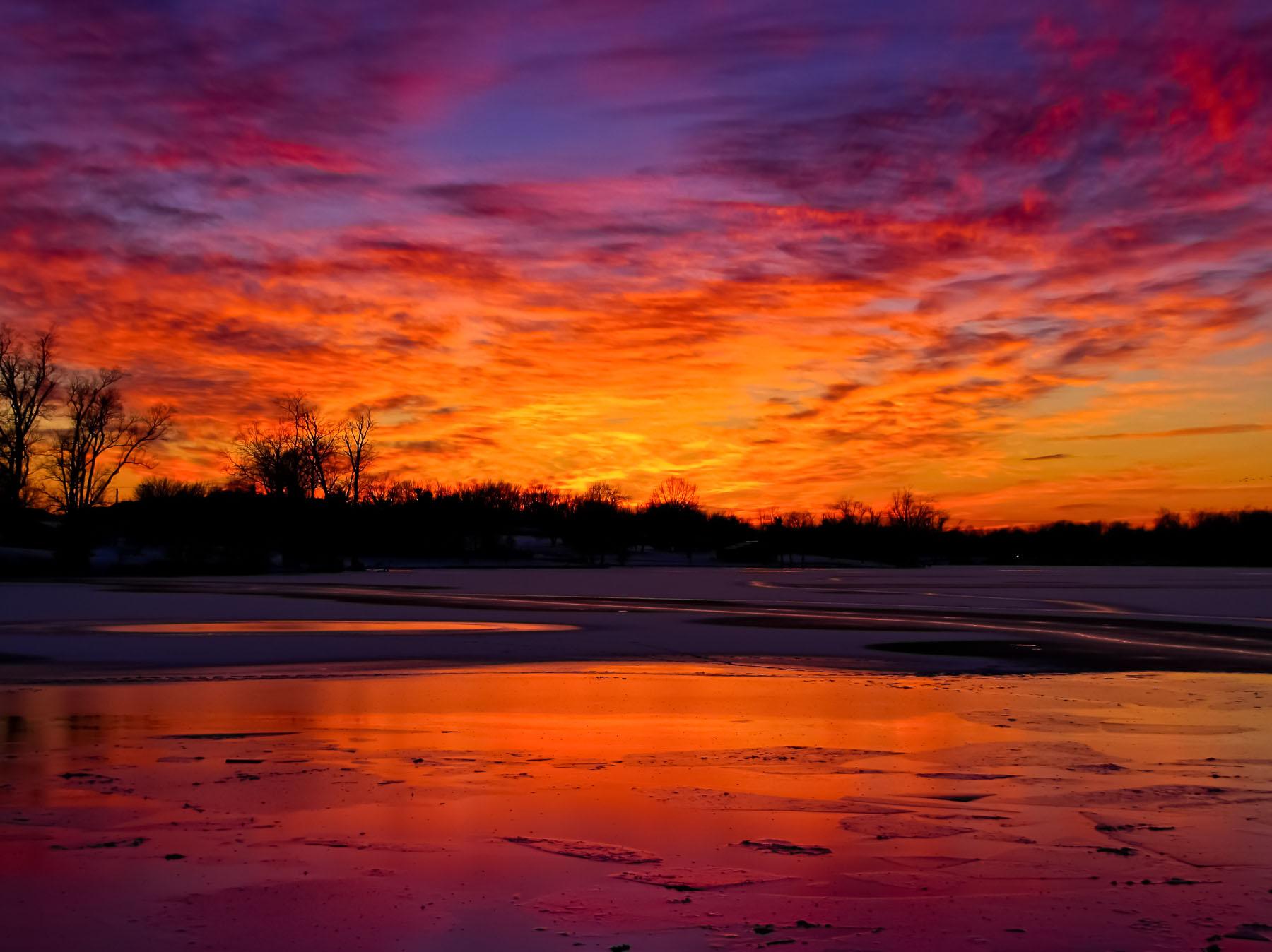 Nature Photography | Sunrise and Sunset Photos | KRanchev Photography