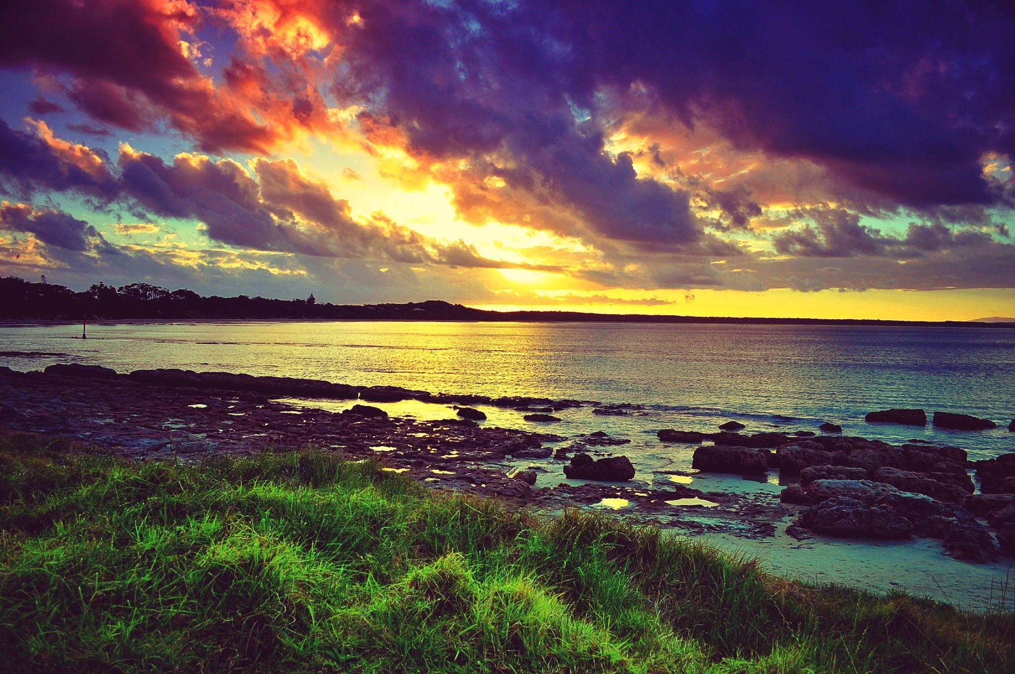 Landscape Photography: Capturing the Perfect Sunset - YouTube