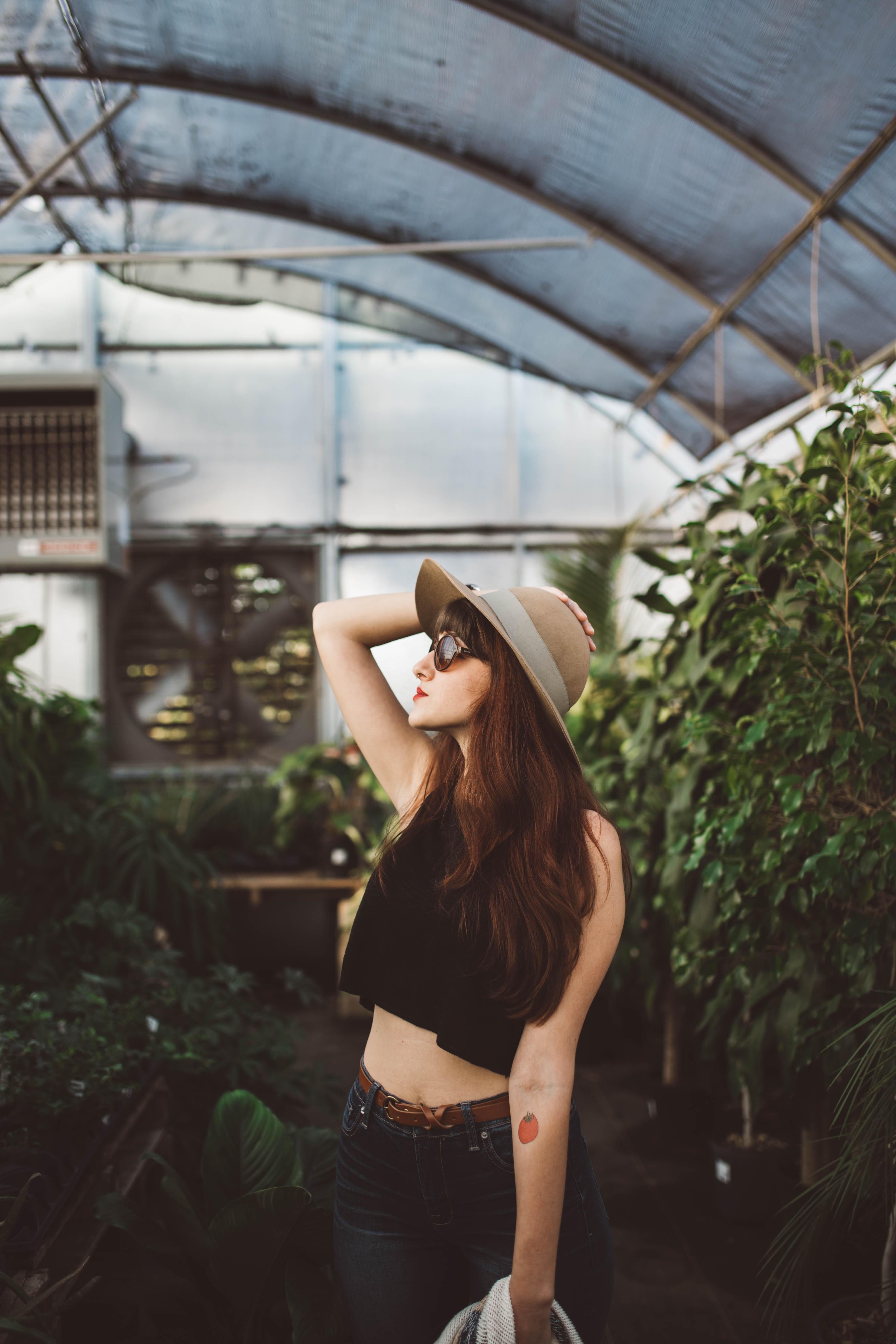 Photoshoot, Shoot, Woman, Photo, Model, HQ Photo