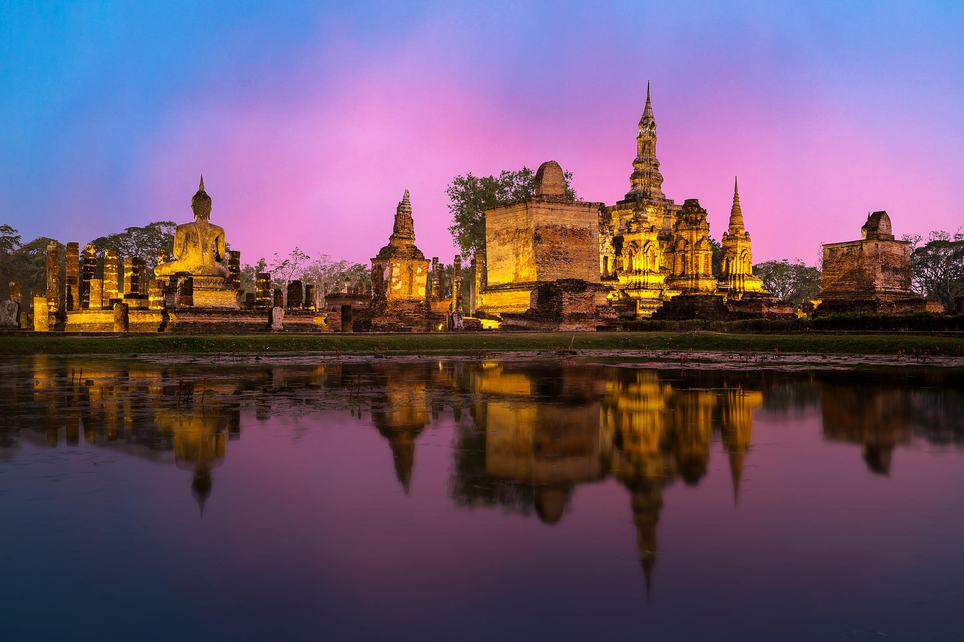 Phra nakhon si ayutthaya photo