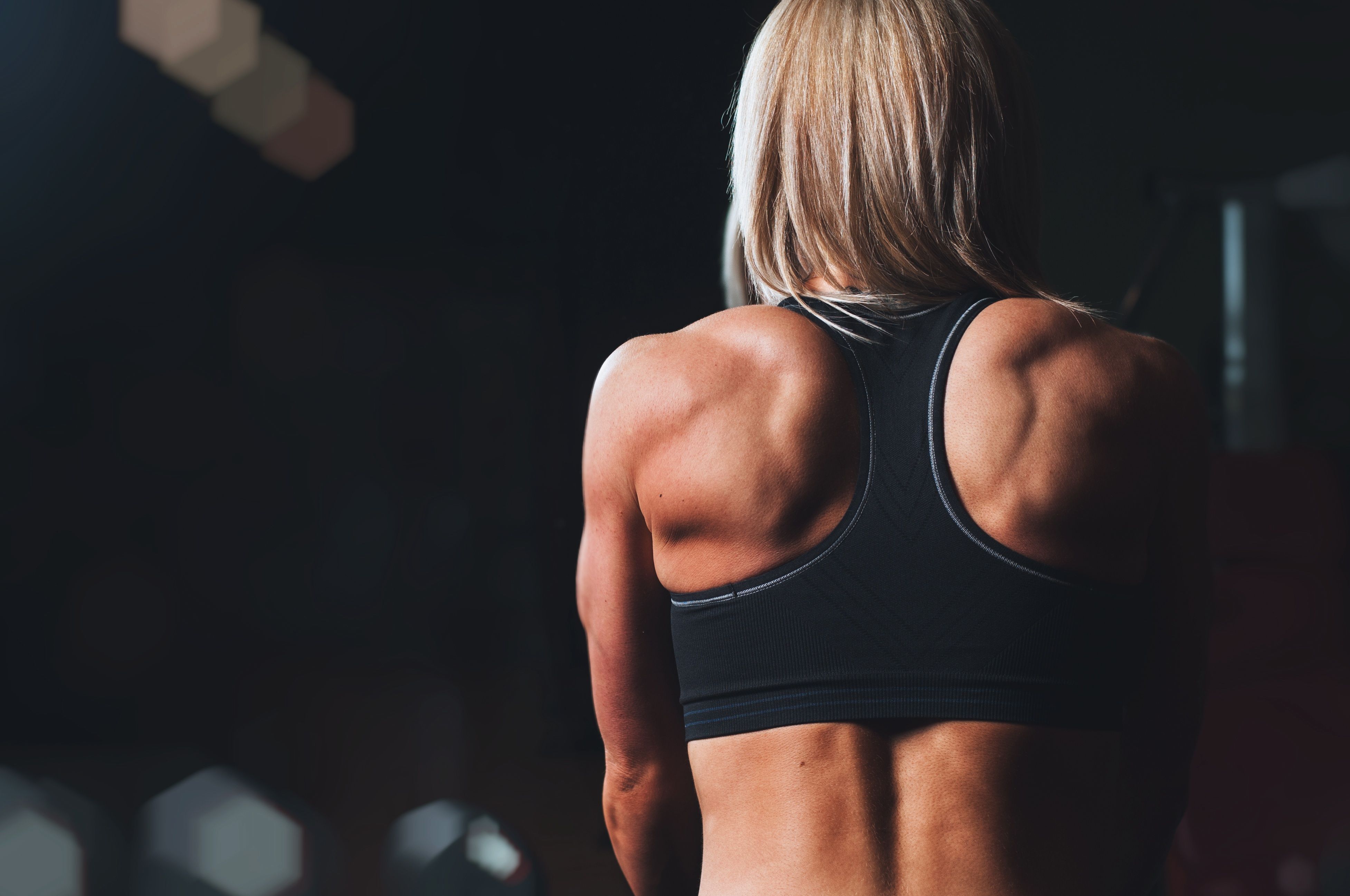 Physique, Woman, Sport, Girl, Exercise, HQ Photo