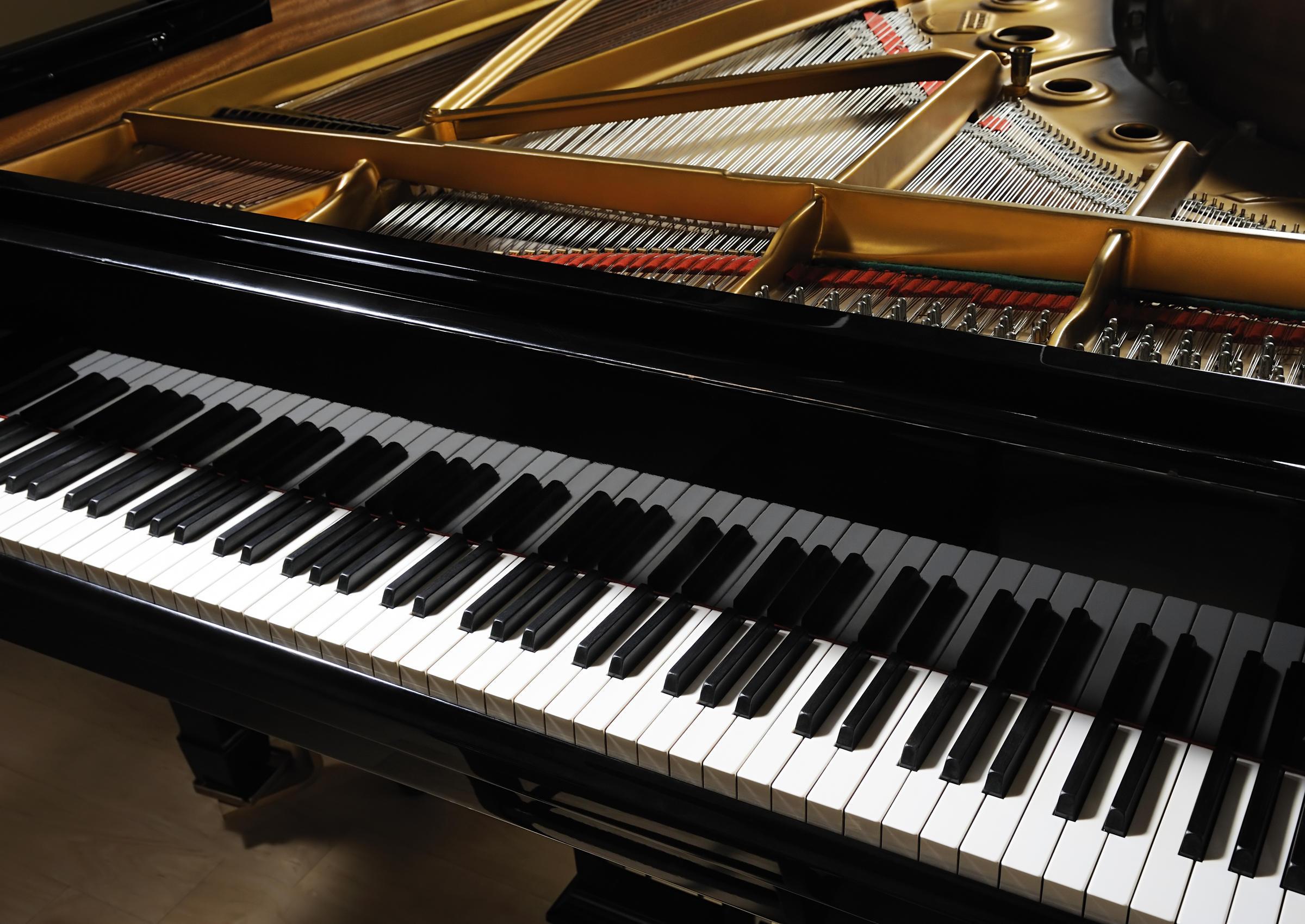 Free Photo Piano Keys Close Up Instrument Keys Free Download Jooinn