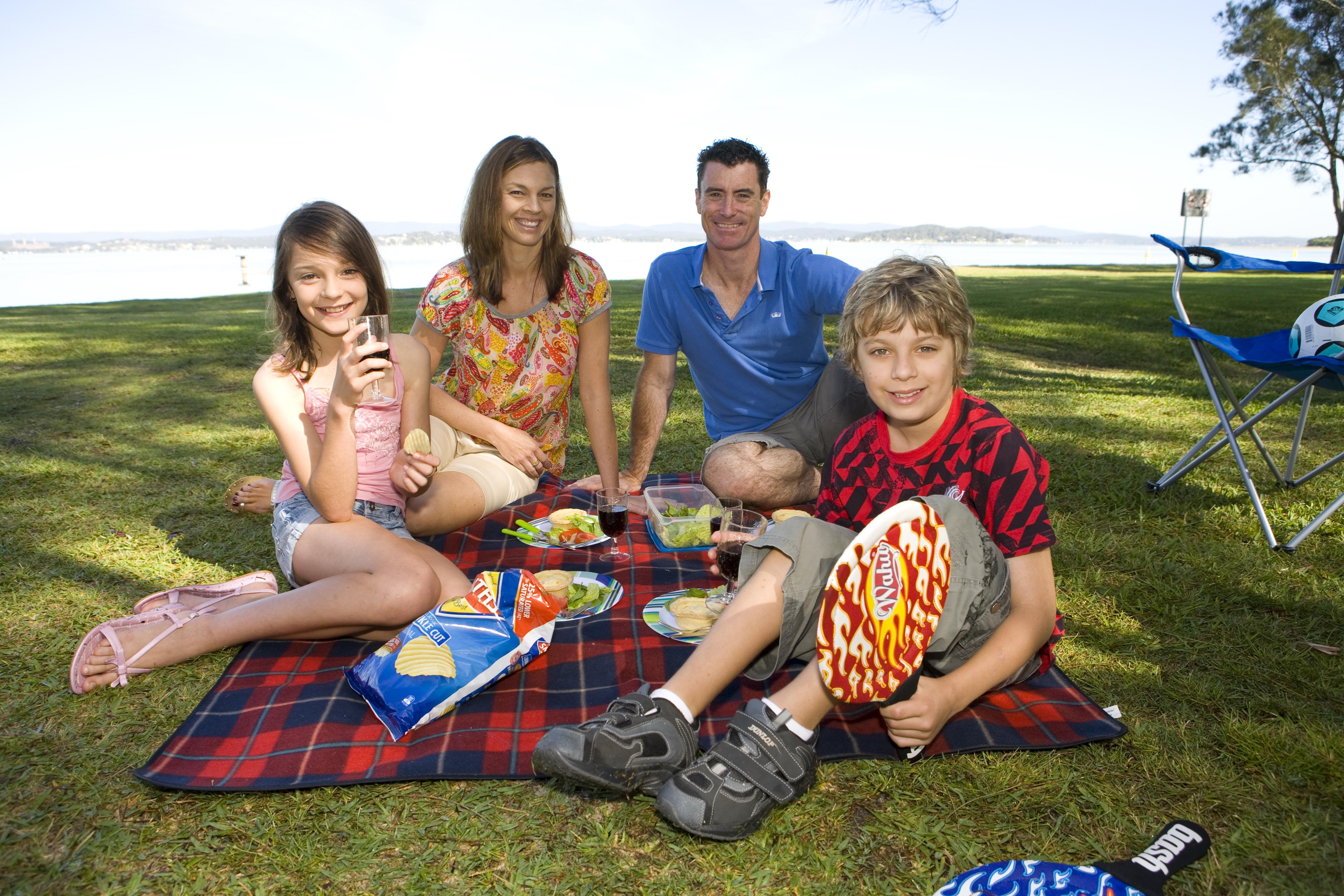 Top 5 picnic spots in Lake Macquarie - Lake Mac Holiday Parks