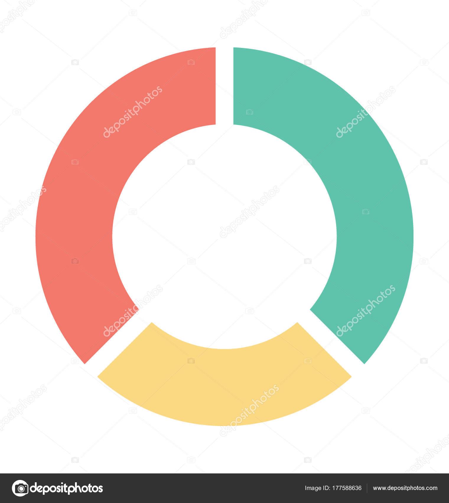 Pie Graph Vector Icon — Stock Vector © educester #177588636