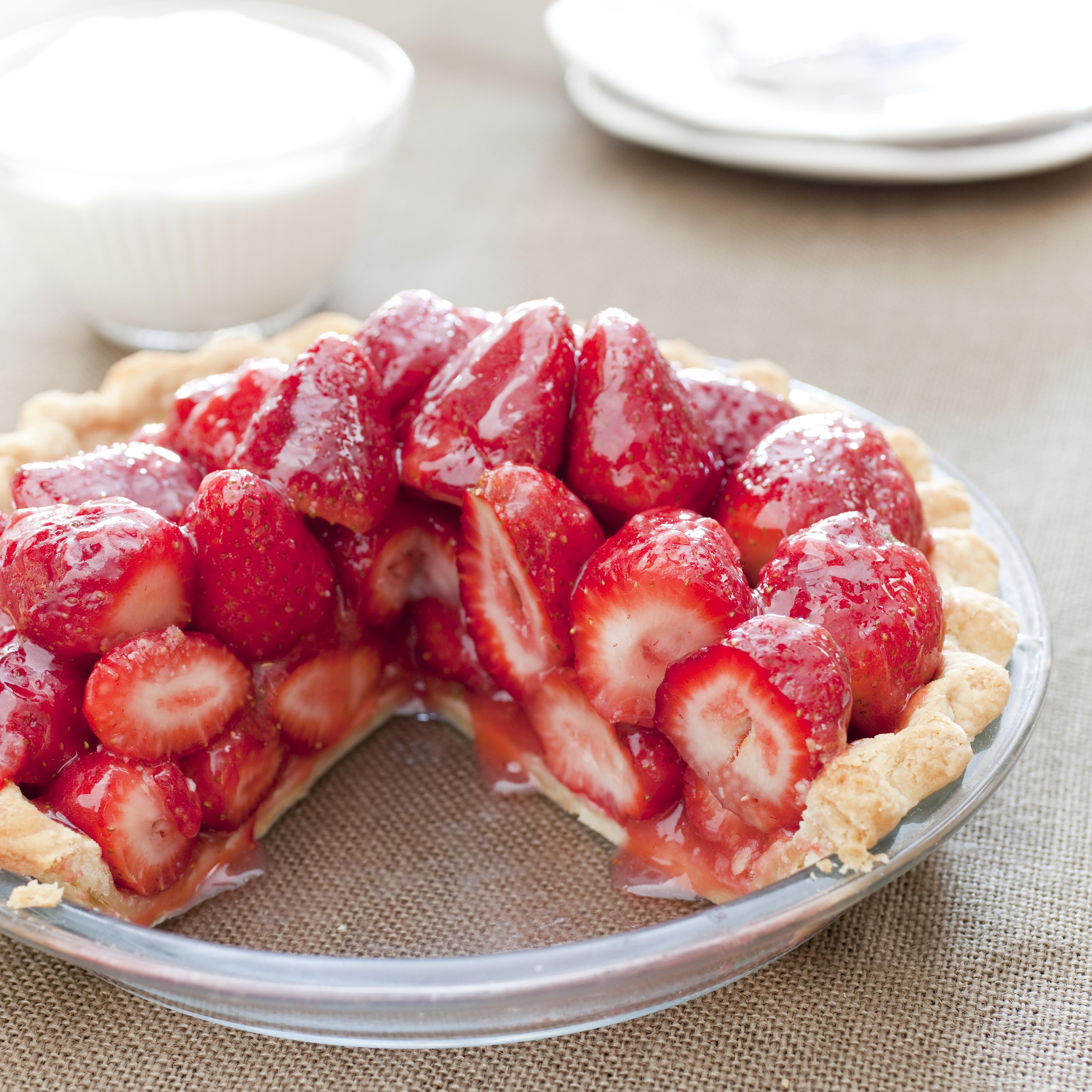 Fresh Strawberry Pie | America's Test Kitchen