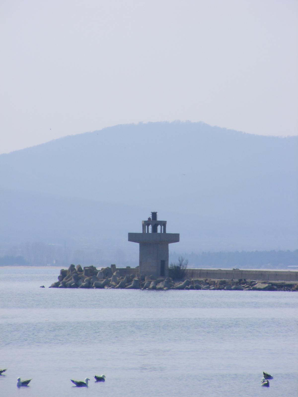 Lighthouses of Bulgaria