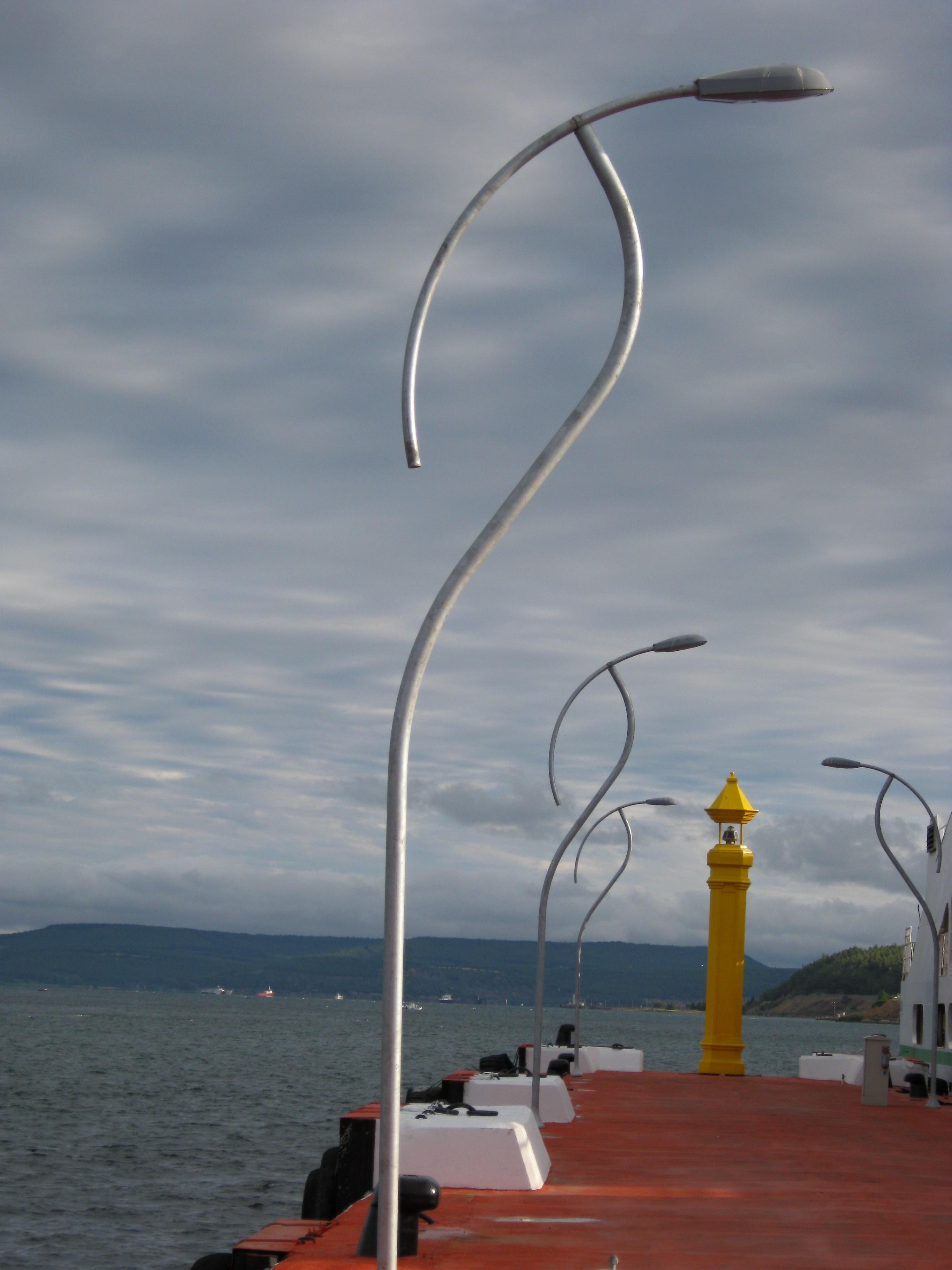 Pier Ligthhouse, Boat, Fishing, Light, Lighthouse, HQ Photo