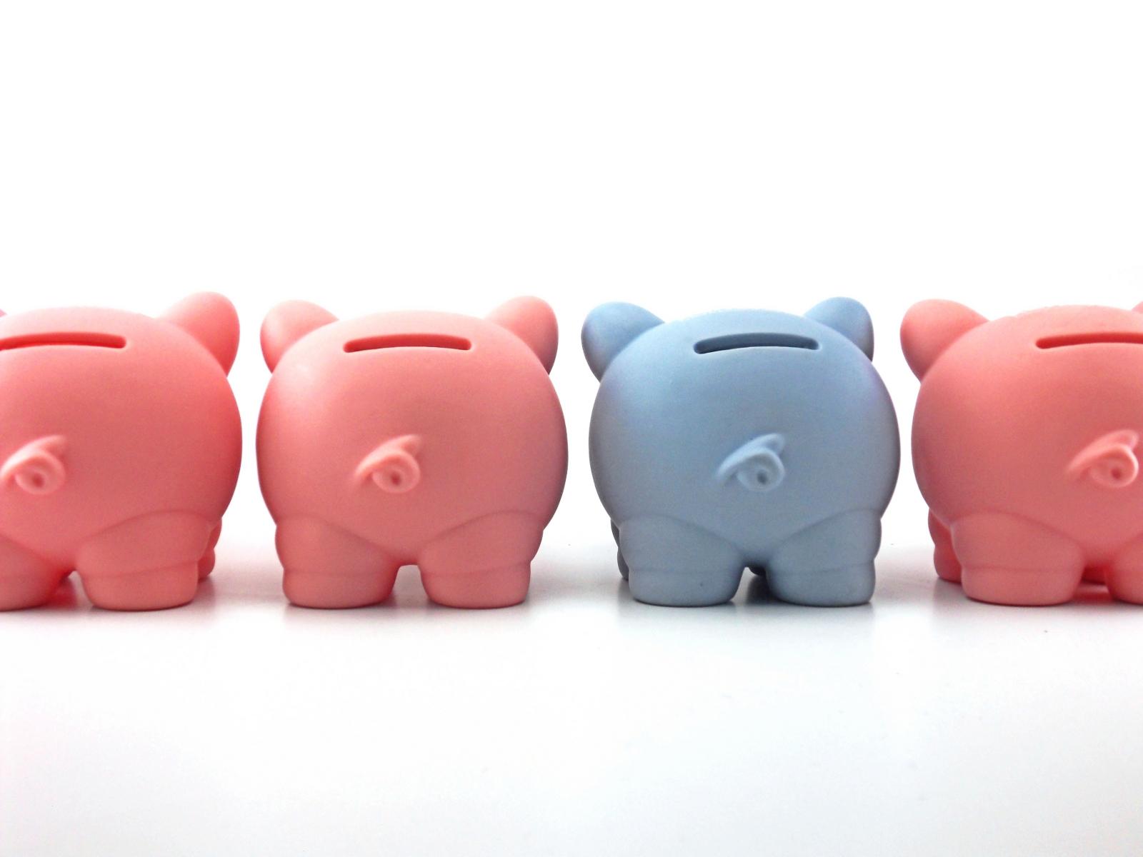 Piggy Bank, 3d, Savings, Nobody, Object, HQ Photo