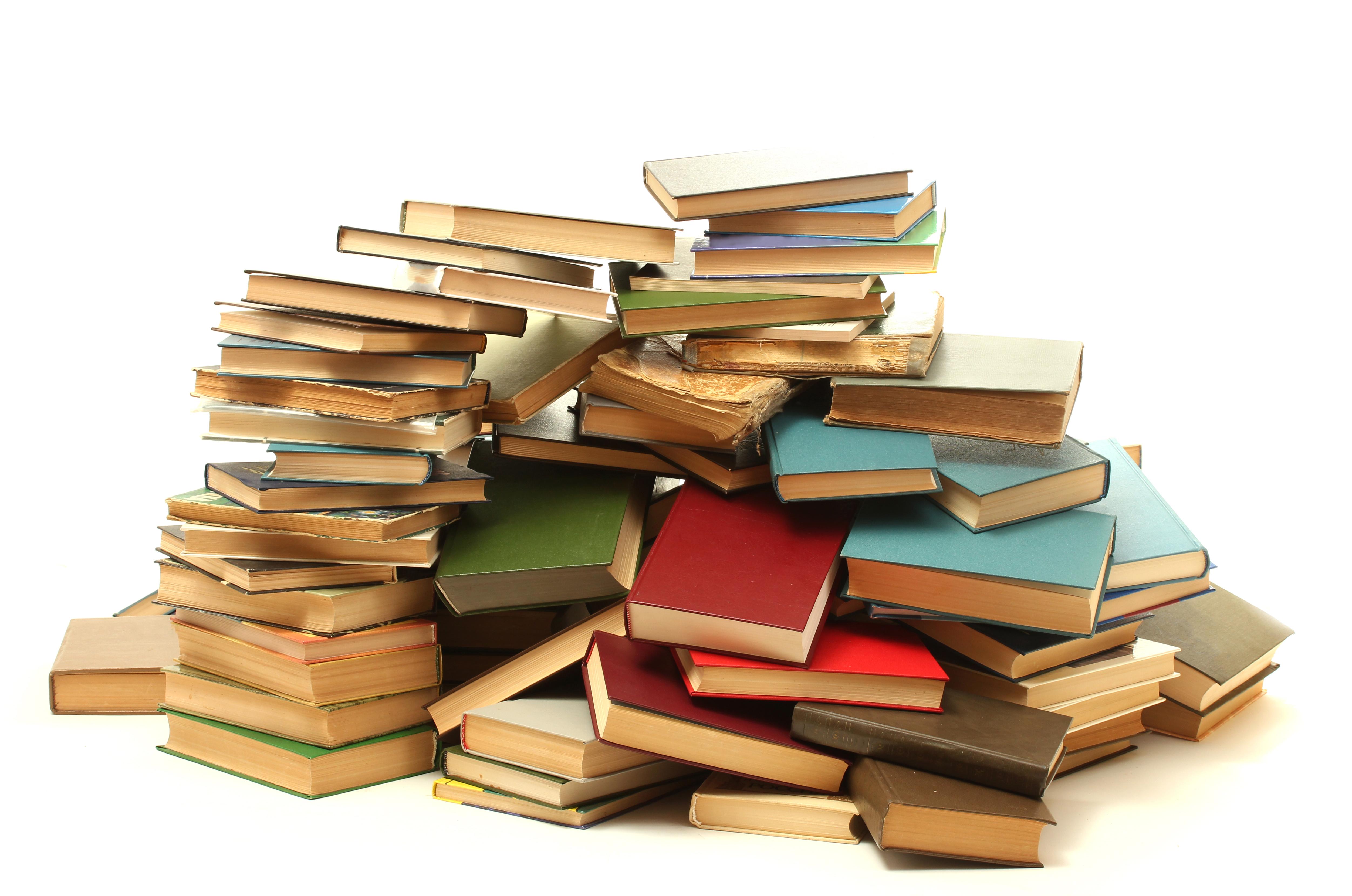 PILE-OF-BOOKS | Thus Spake Mohanji