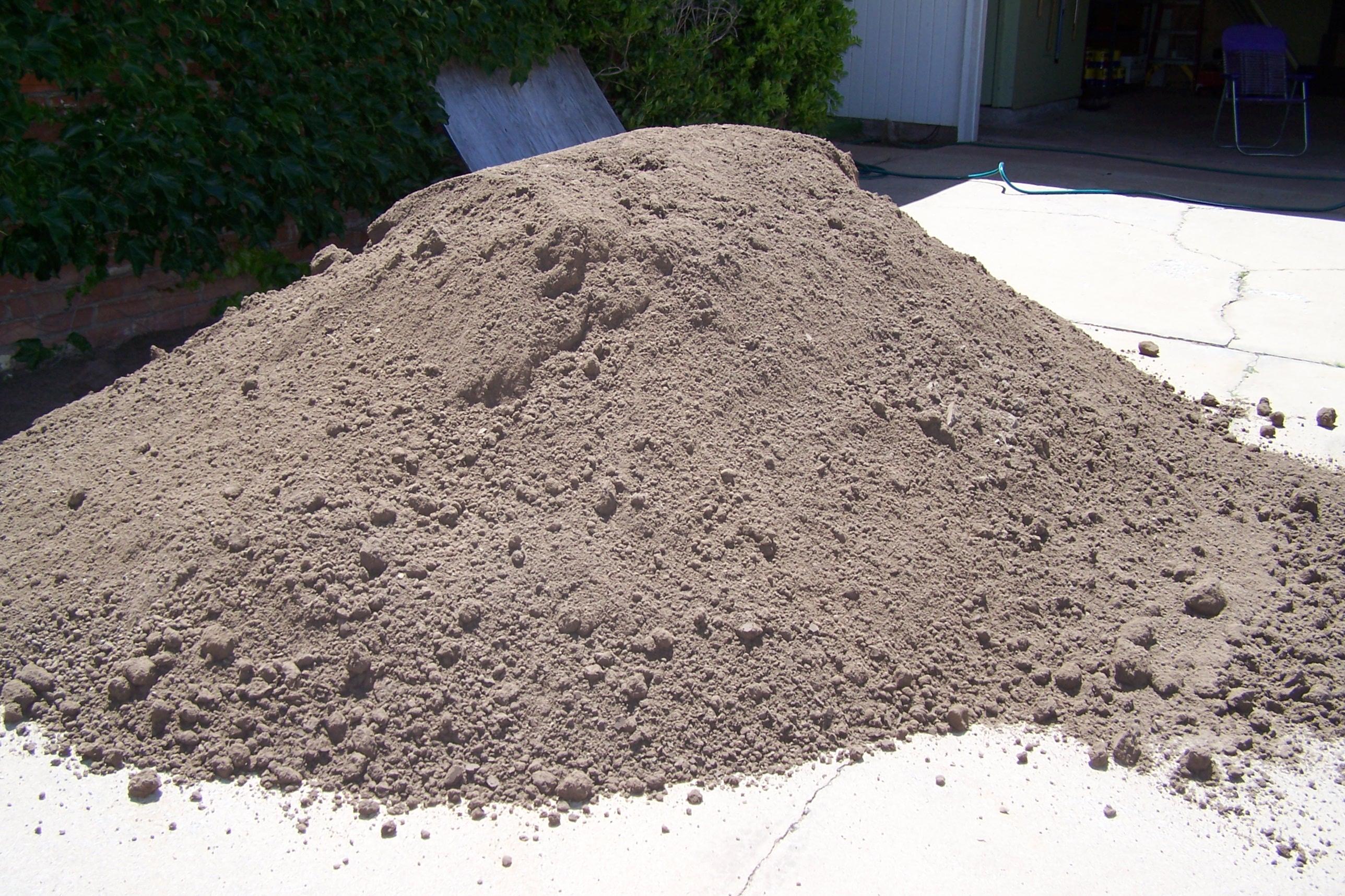 Pile of Dirt, Brown, Dirt, Earth, Pile, HQ Photo