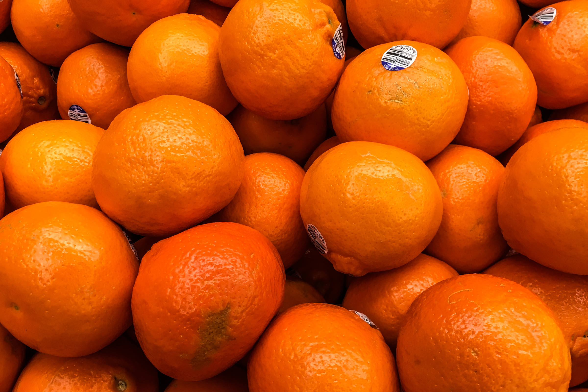 Free Stock Photo of Pile of Oranges for Sale