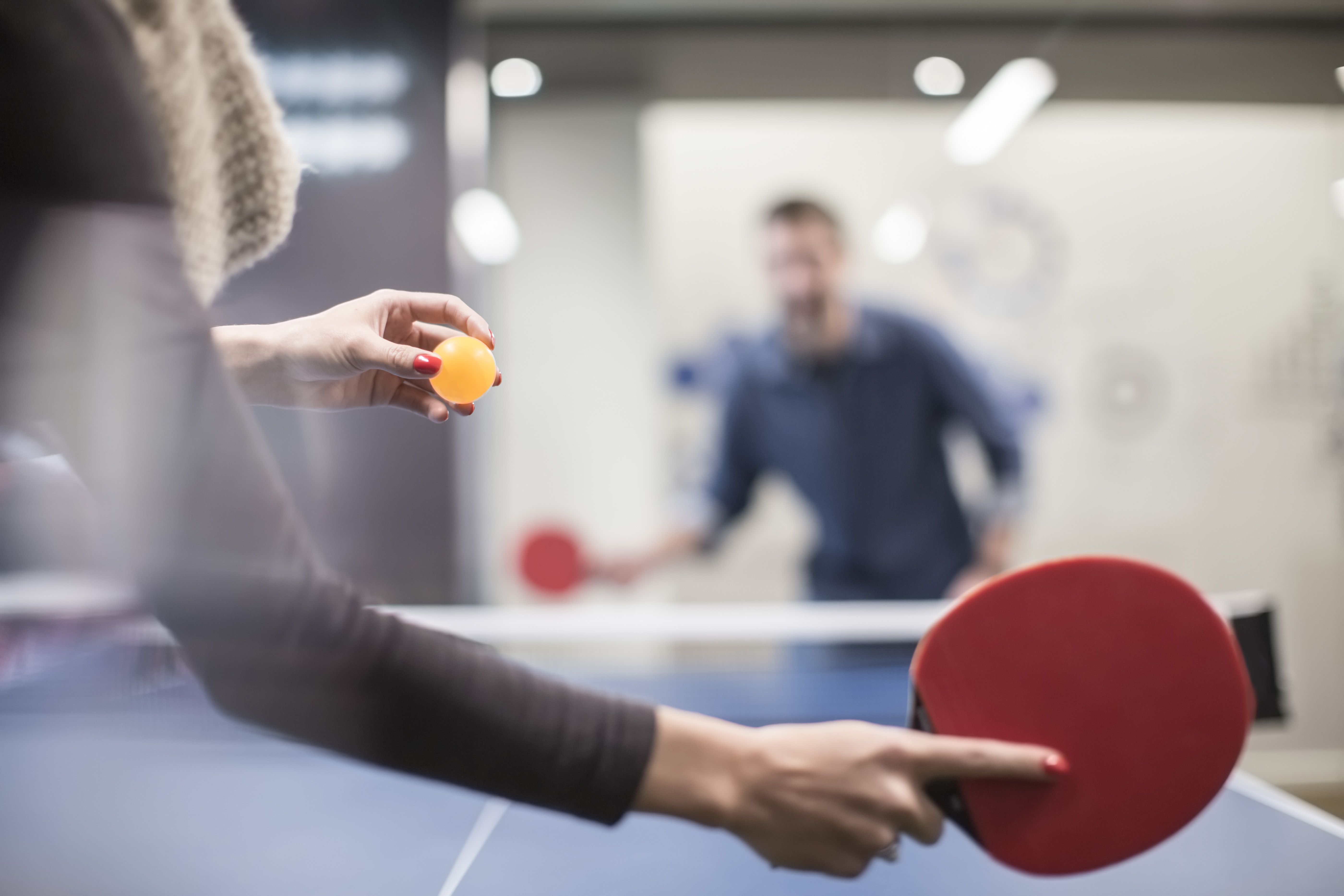How to Avoid Injuries in Ping-Pong