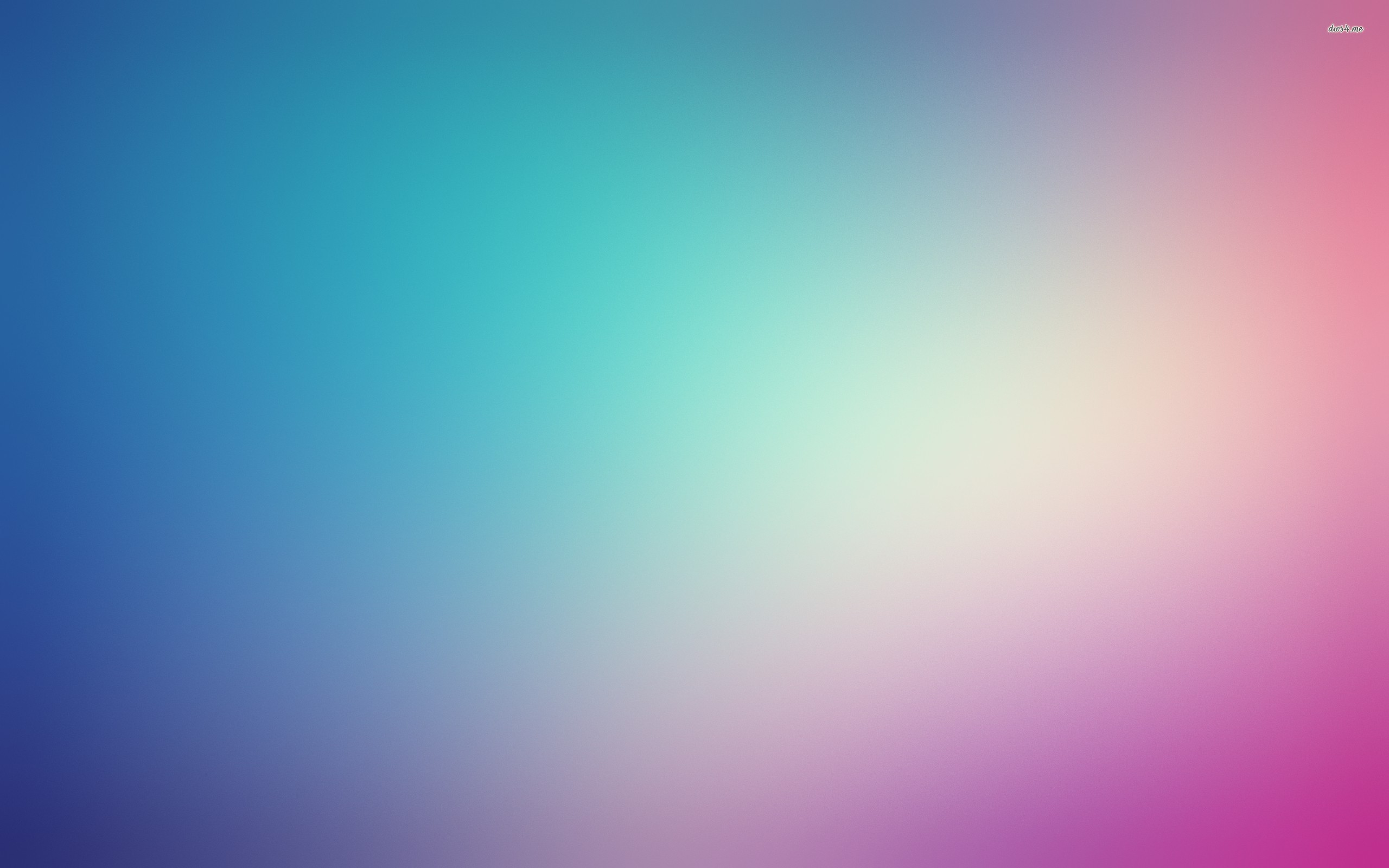 Turquoise Blur Wallpapers 7 - 2560 X 1600 | stmed.net