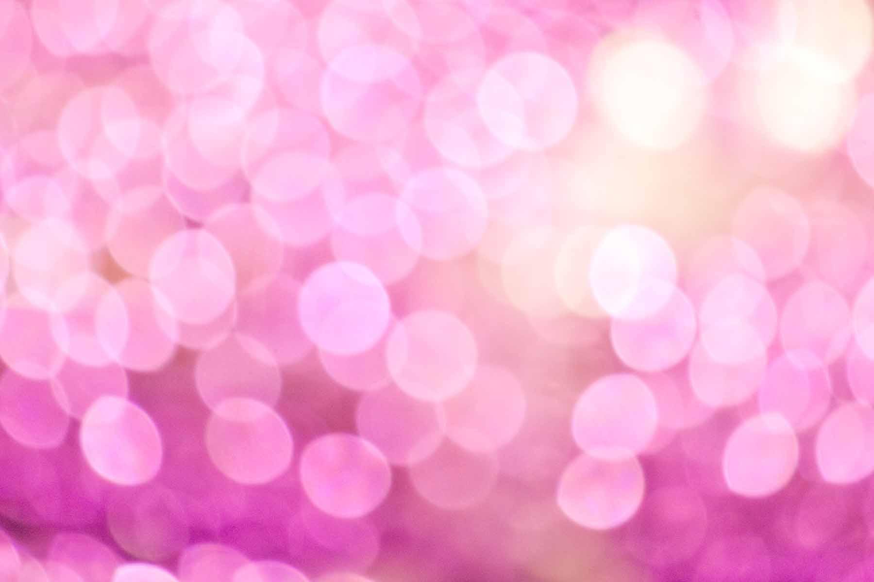Pink bokeh texture photo
