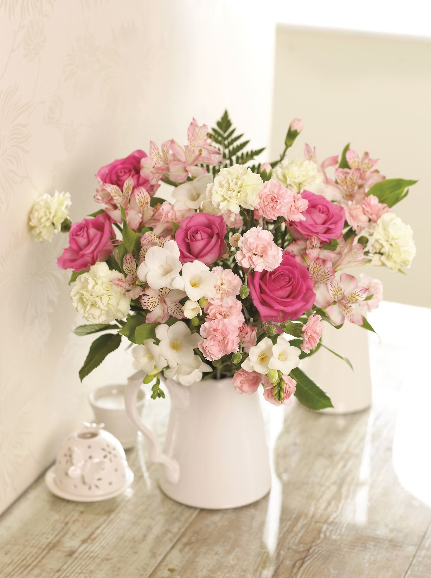 Free photo: Pink Bouquet - Love, Marriage, Gift - Free Download - Jooinn