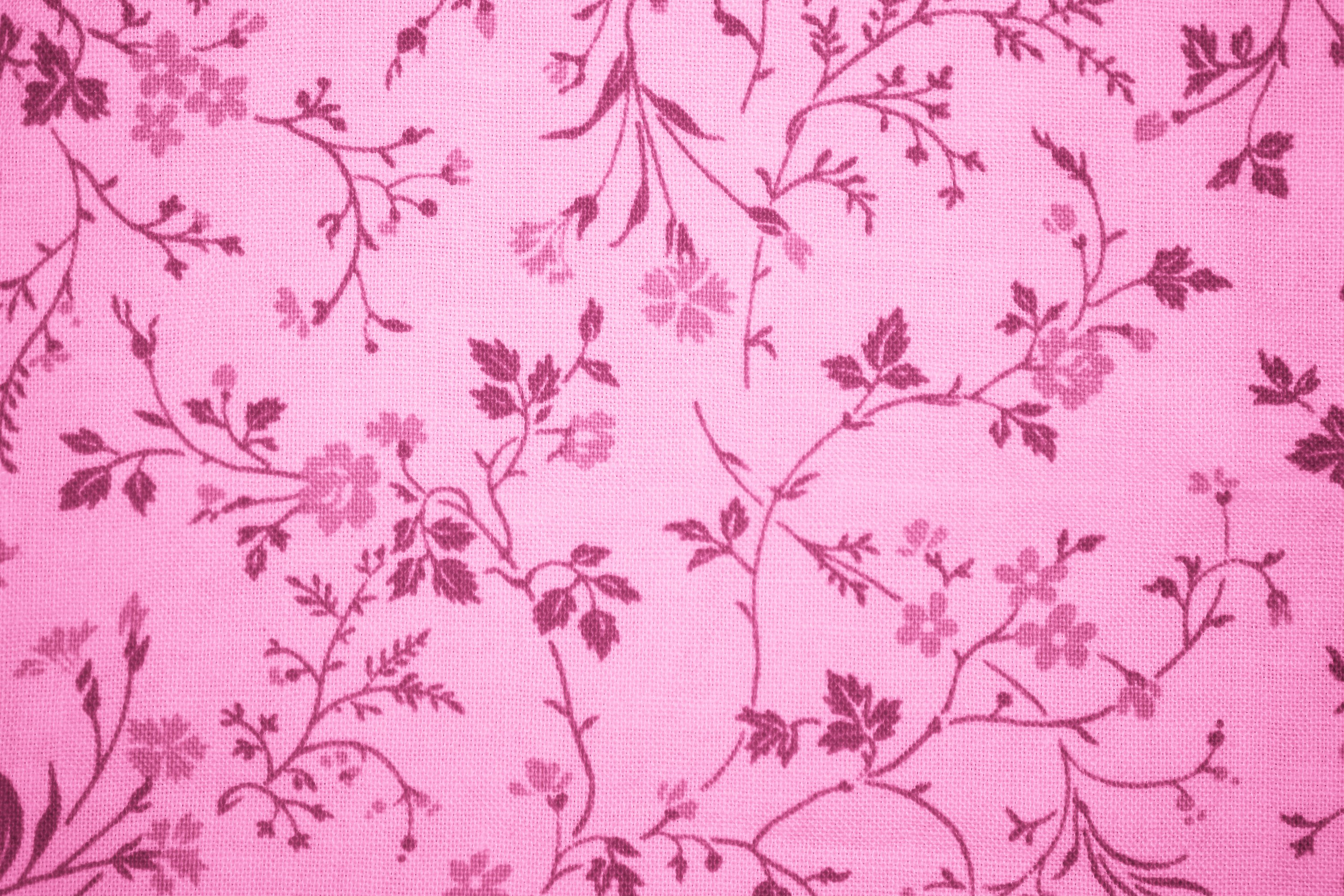 Free Photo Pink Floral Texture Floral Graphic Pink Free