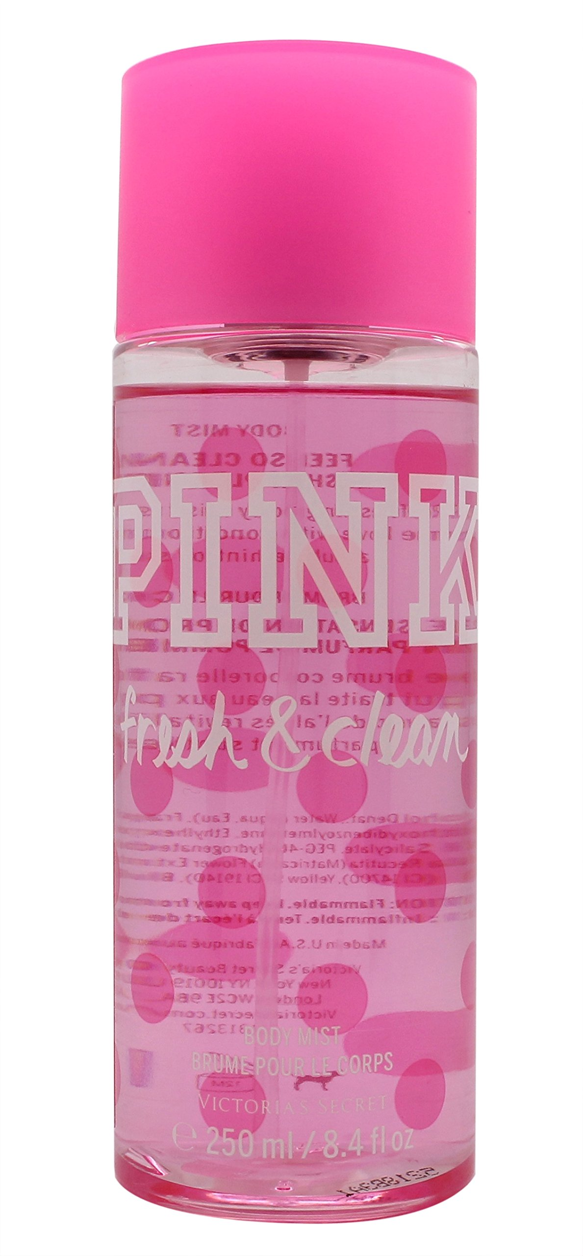 Amazon.com : Victoria's Secret Original Pink 1.7 Ounce Eau de Parfum ...