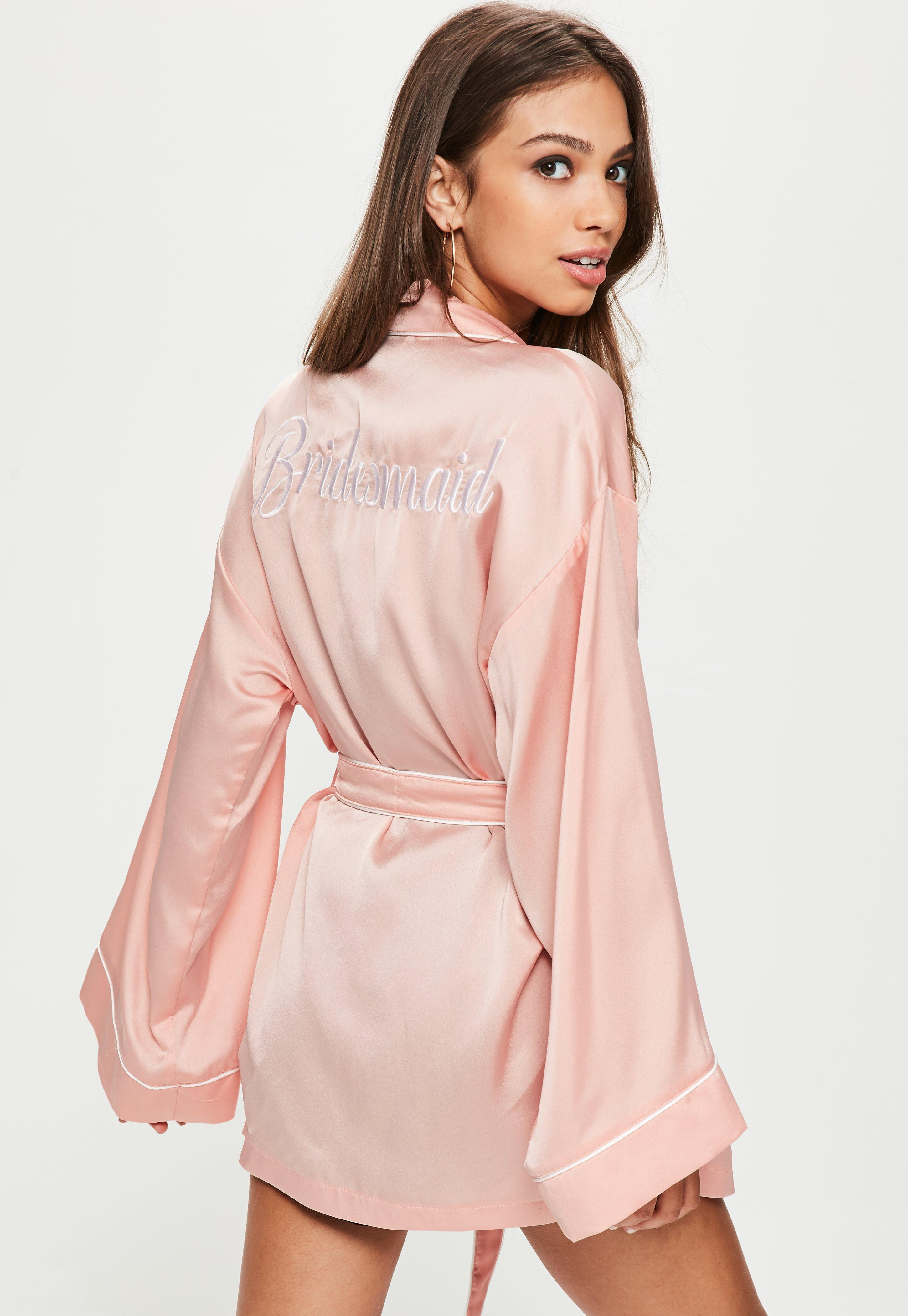 Women's Robes, House Coats & Night Gowns | Missguided