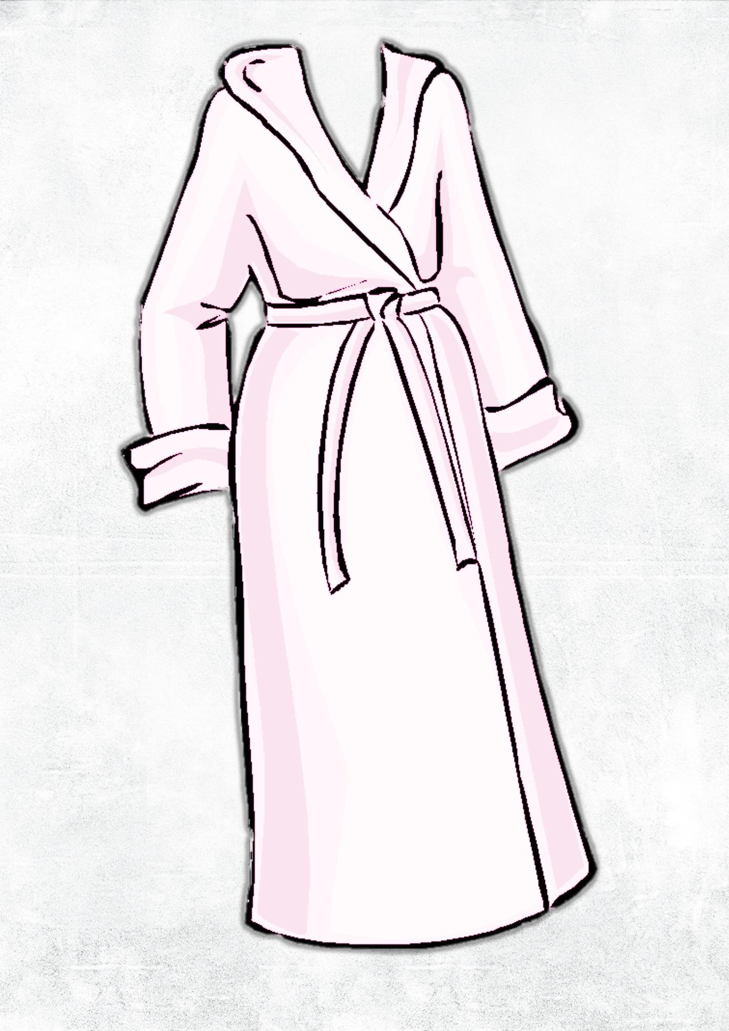Pink Robe, Cloth, Girl, Pink, Robe, HQ Photo
