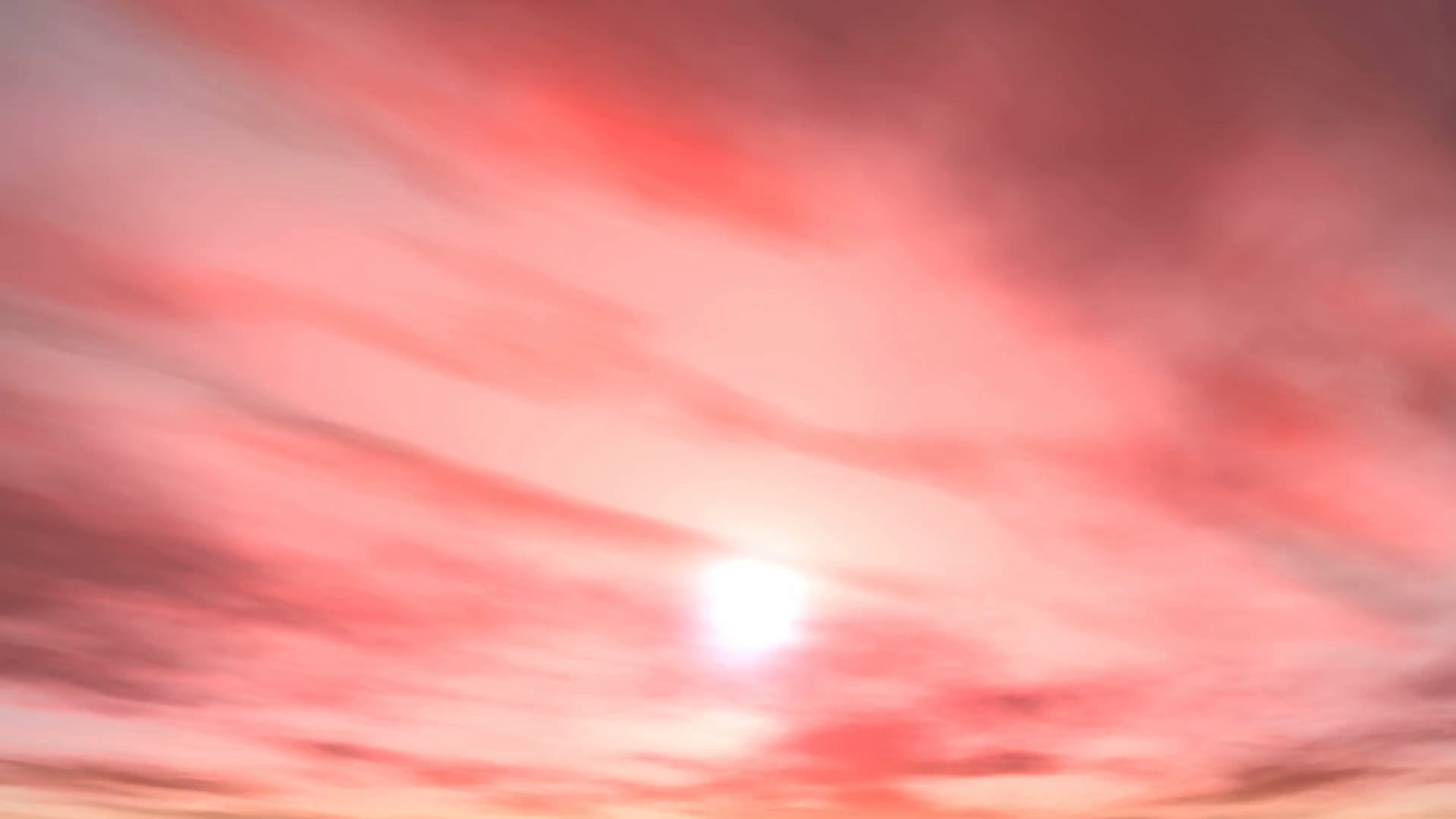 Pink cloudy sunset sky speed clouds Motion Background - Videoblocks
