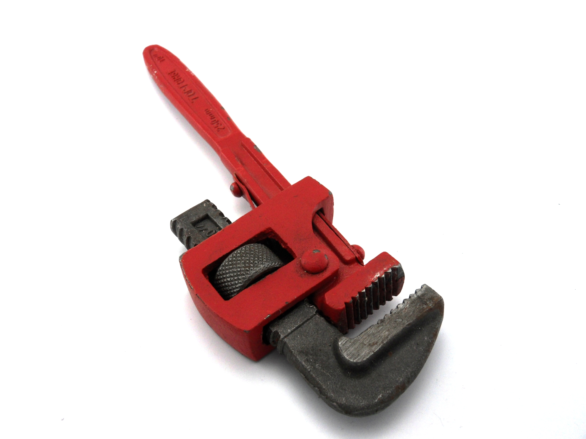 Pipe wrench photo