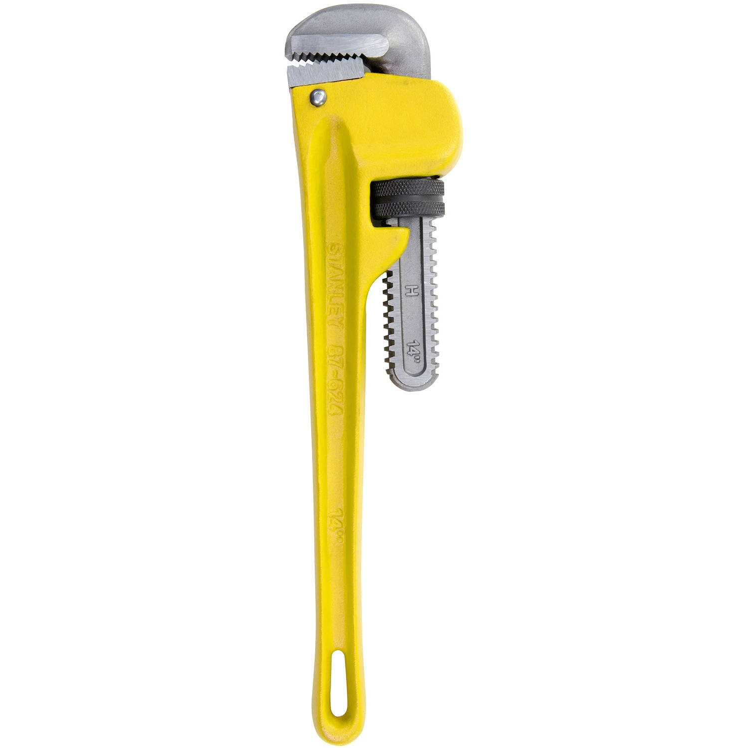 Stanley 14'' Pipe Wrench, 87-624 - Walmart.com