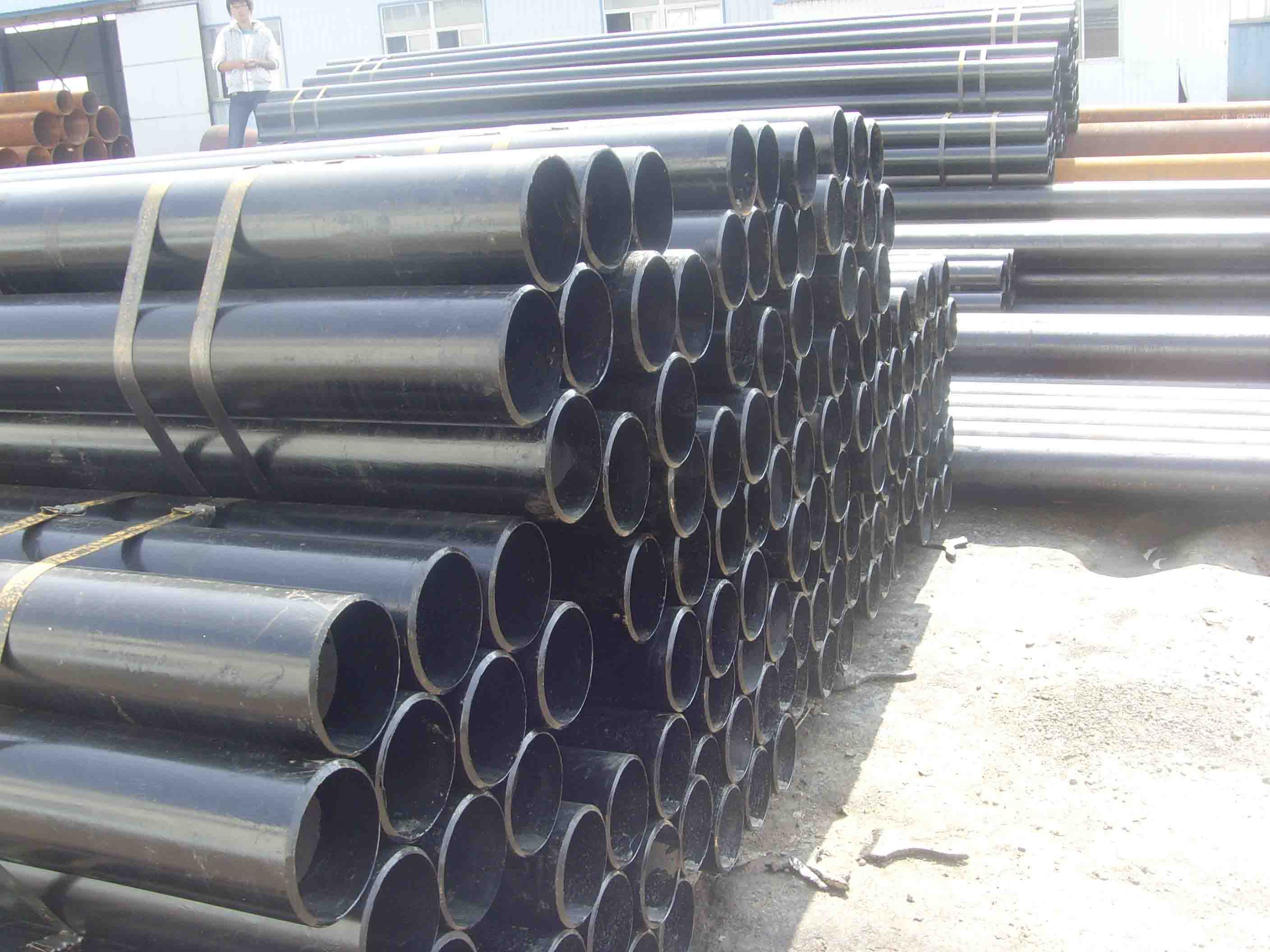 Seamless Pipes & Tubes |Alloy Steel Pipes & Tubes | Oil & Gas Pipes ...