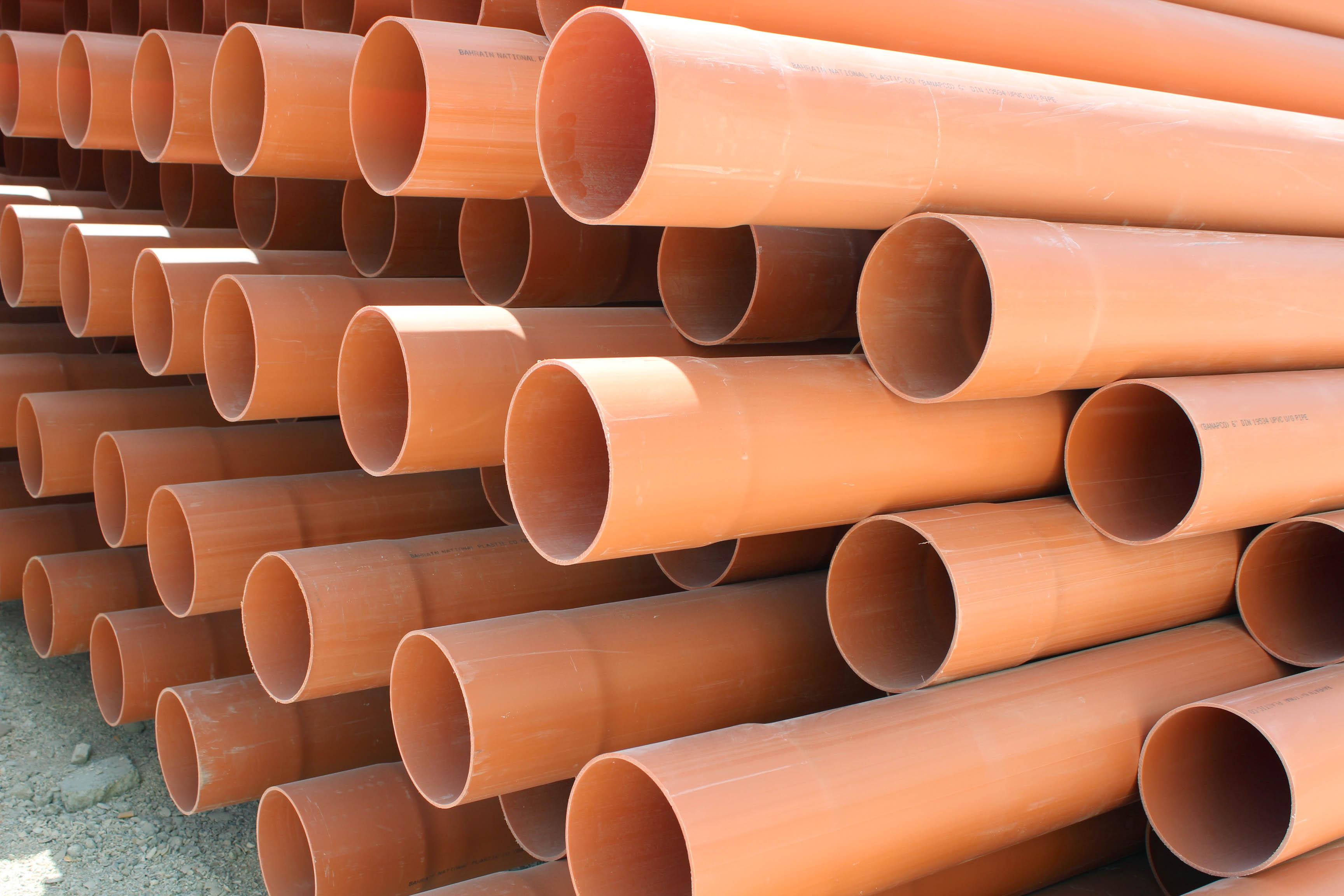 Bahrain National Plastic Company (BANAPCO) U-PVC Pipes