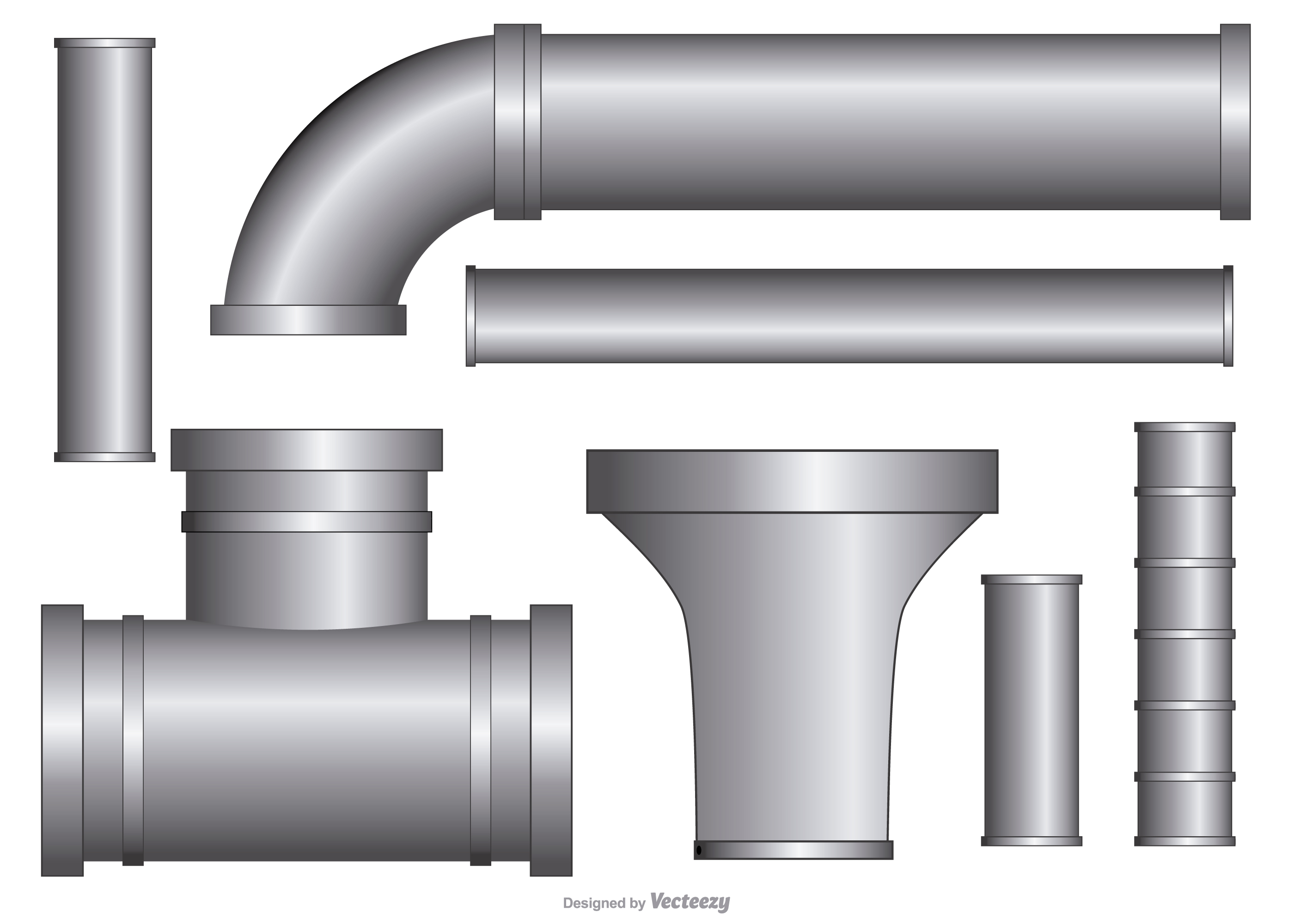 Vector Sewer Pipe - Download Free Vector Art, Stock Graphics & Images