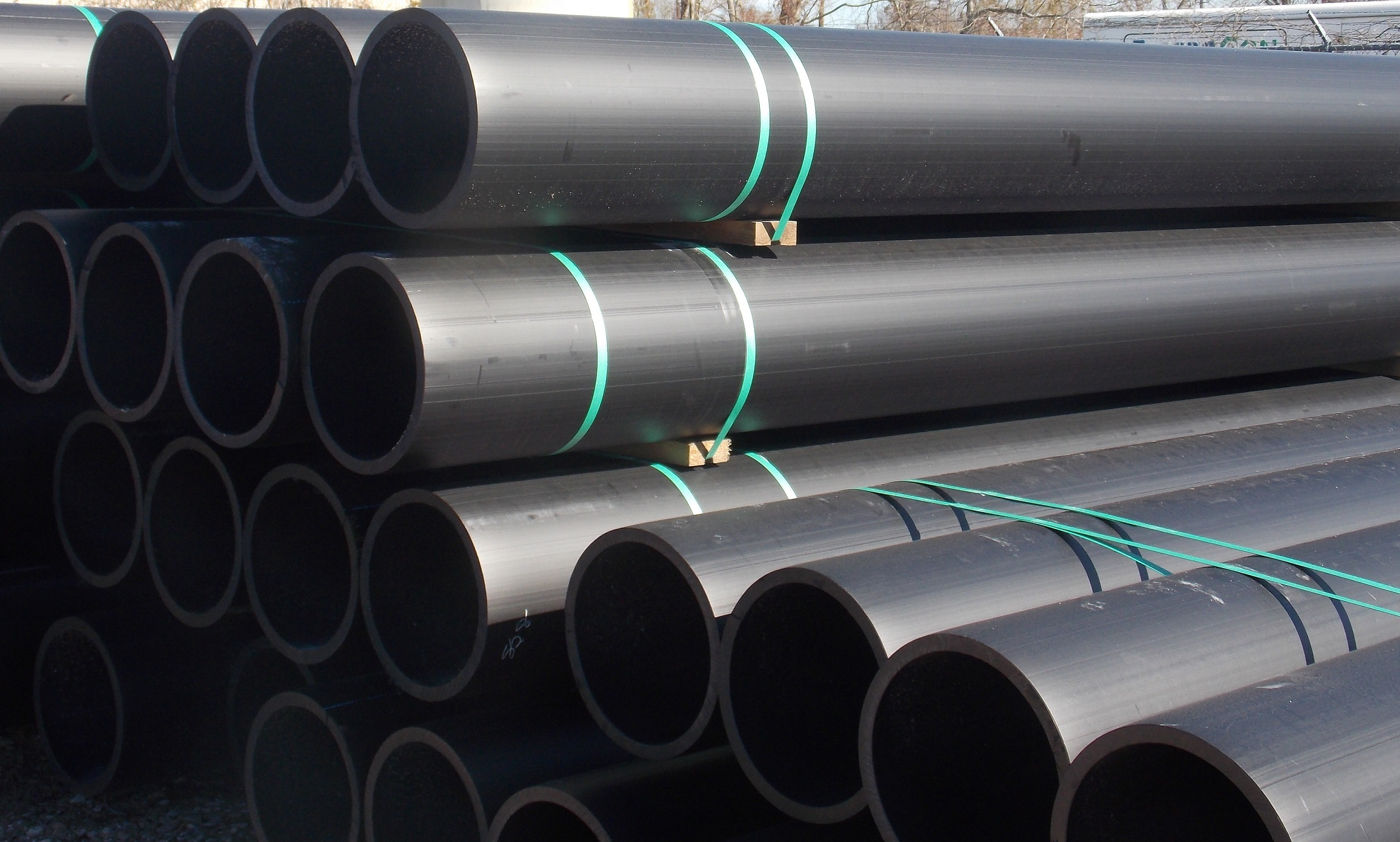 EnviroCon Systems :: HDPE Piping