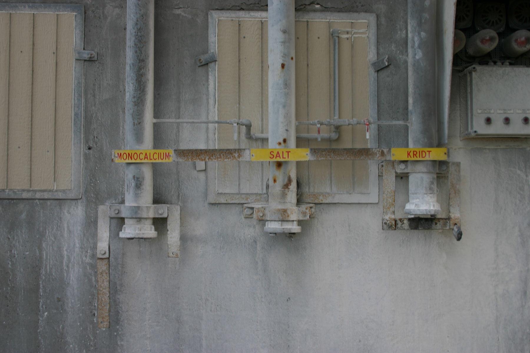 Pipes, Closure, Concrete, Construction, Industrial, HQ Photo