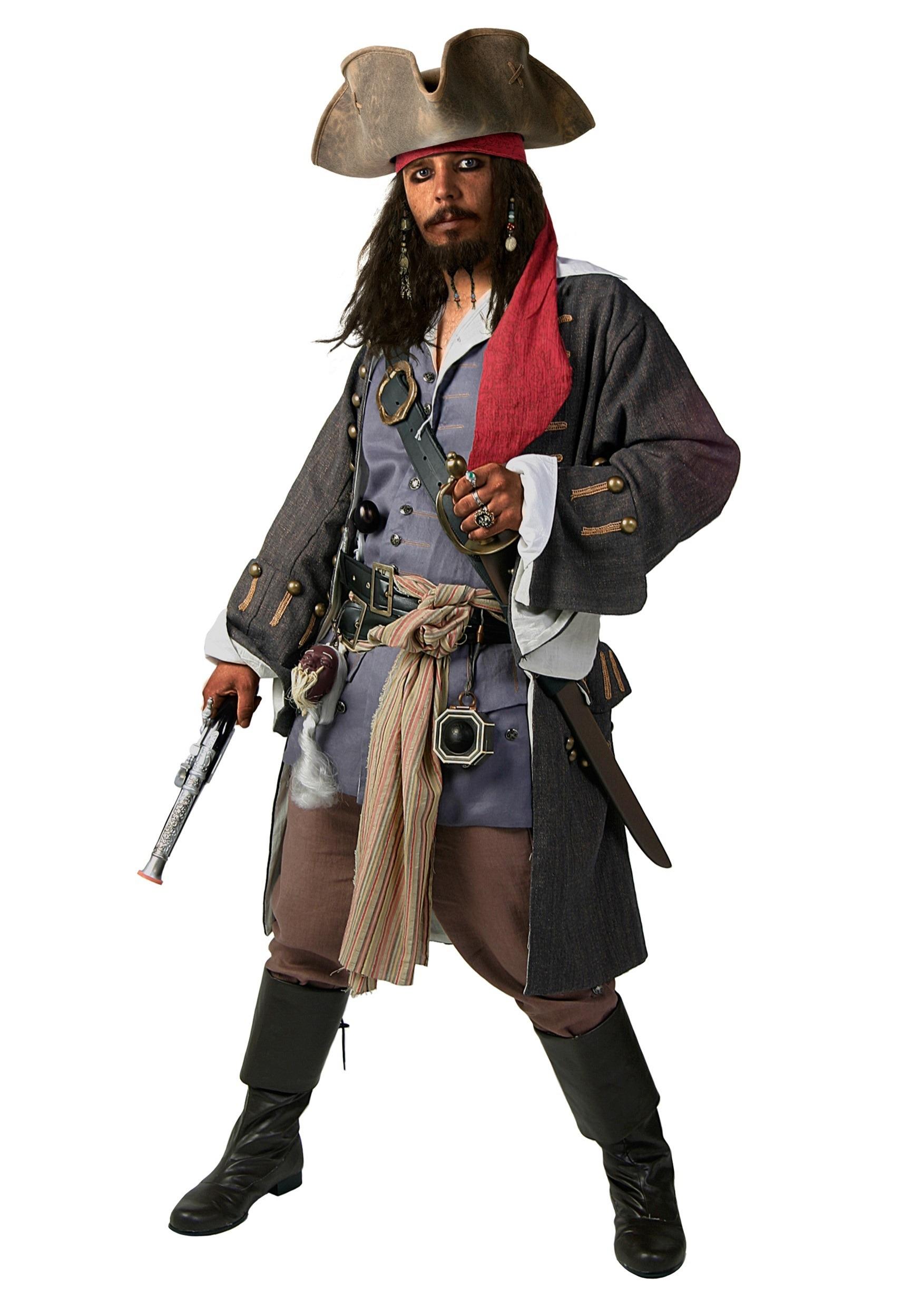 Pirate costume photo