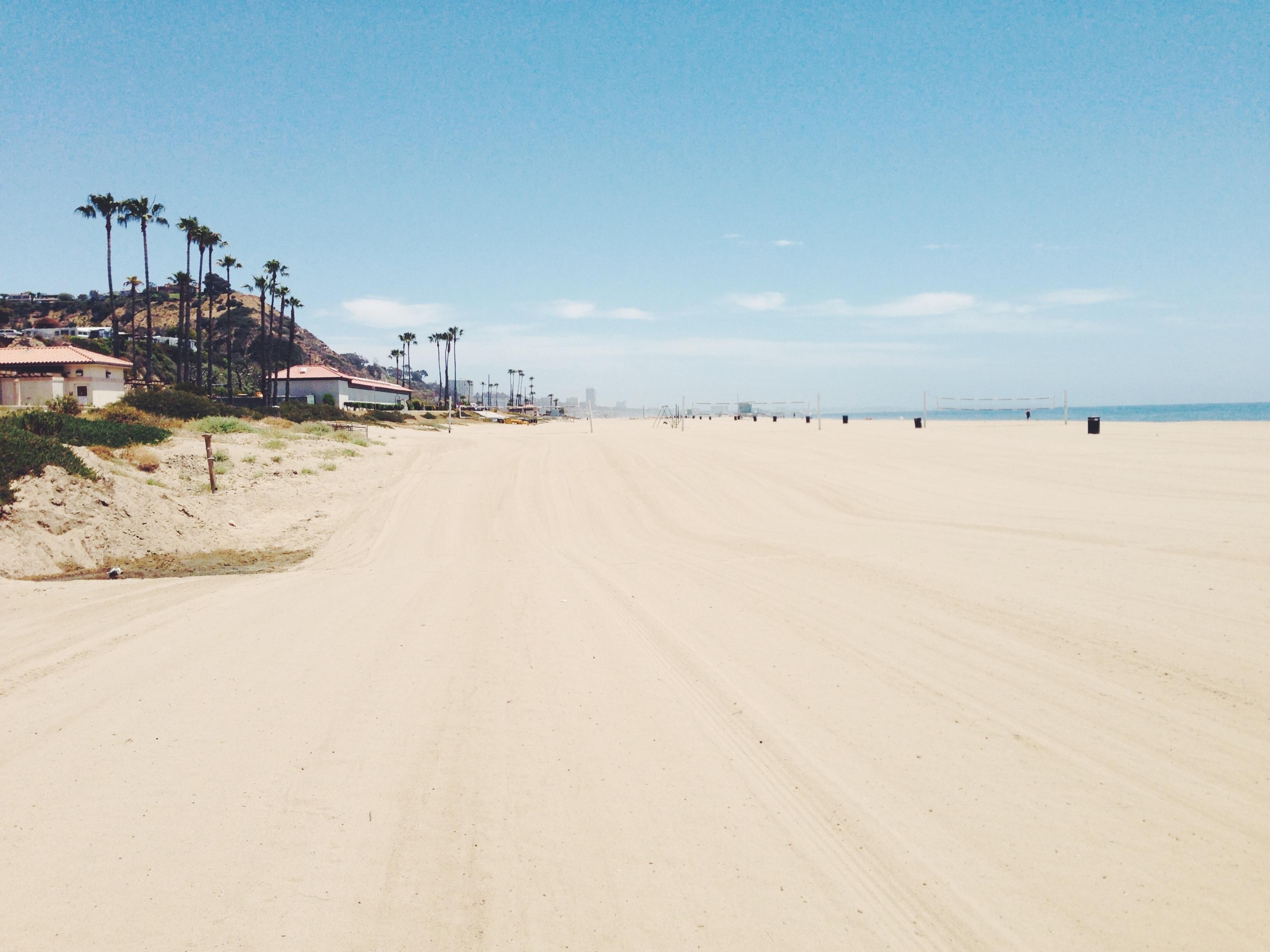 Plain, Beach, Land, Landscape, Plane, HQ Photo