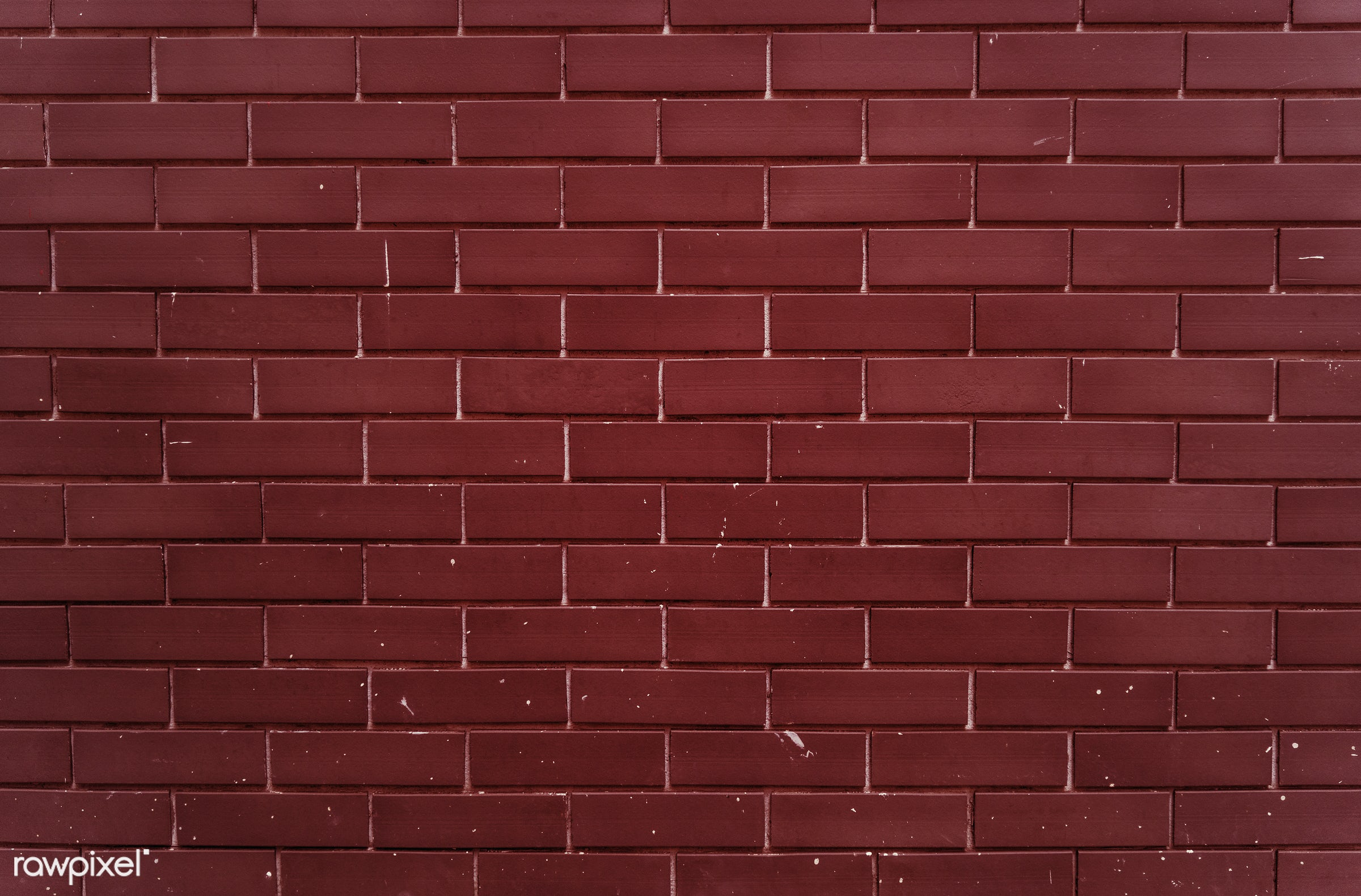 Plain Brick Wall