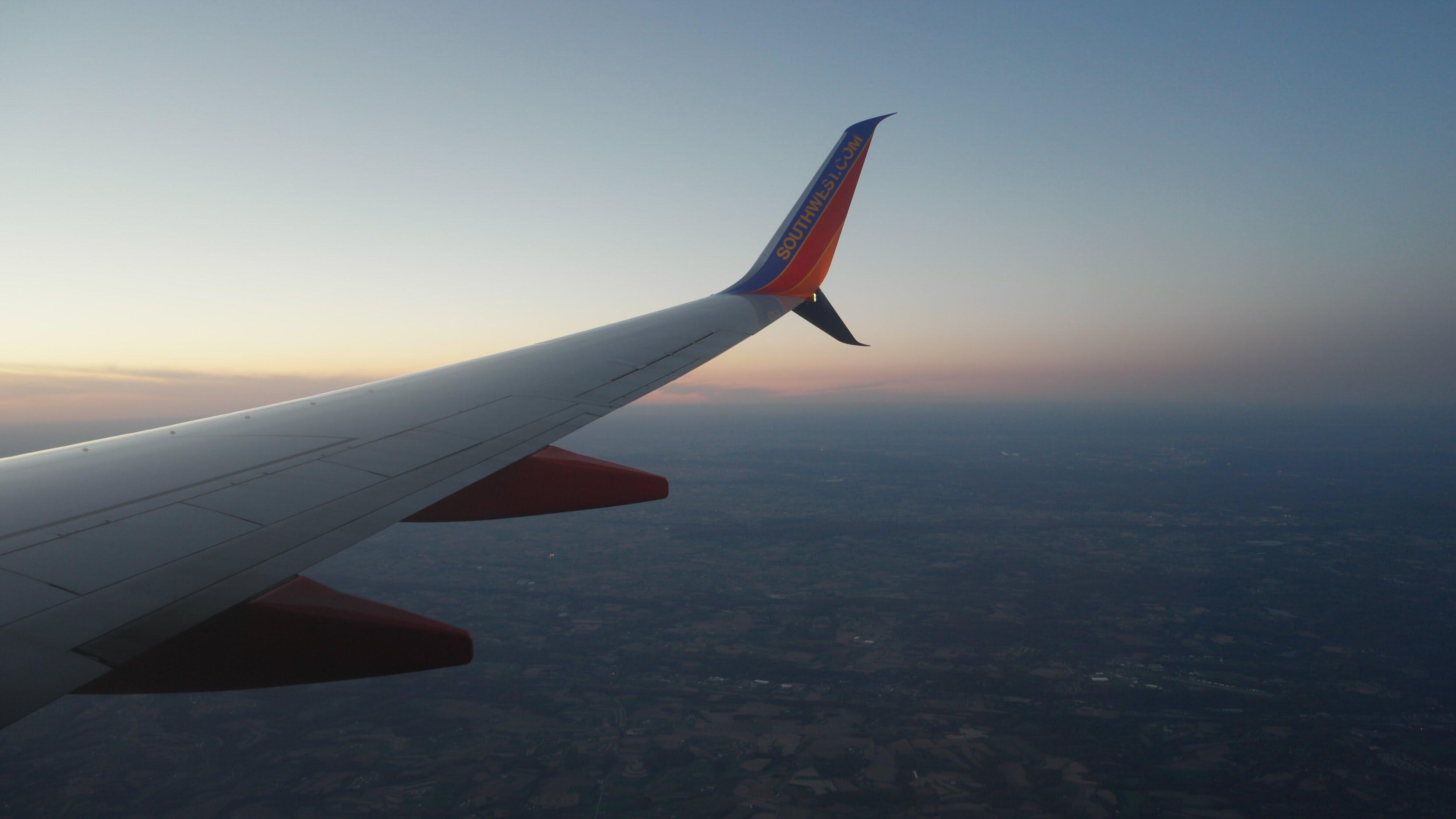 free photo plane trip trip sky nature free download jooinn