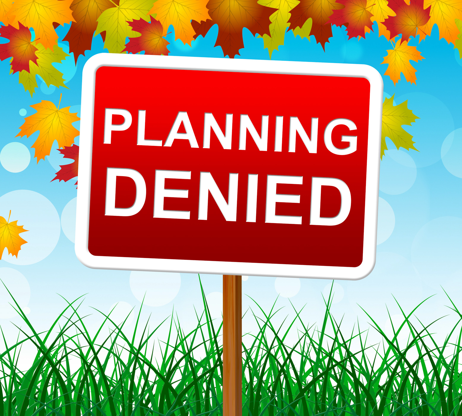 Planning Denied Means Missions Aim And Objective, Refusal, Plans, Planning, Refuse, HQ Photo