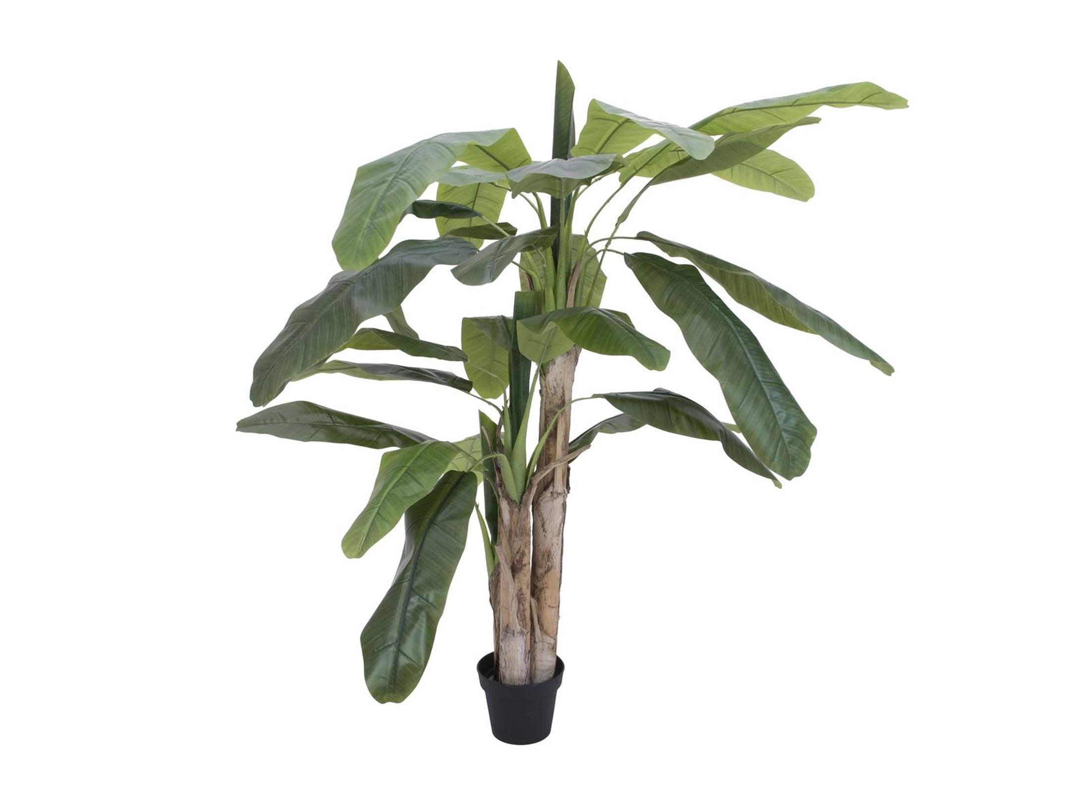 Captivating Artificial Banana Tree Greens Nearly Natural Plants 5997 ...