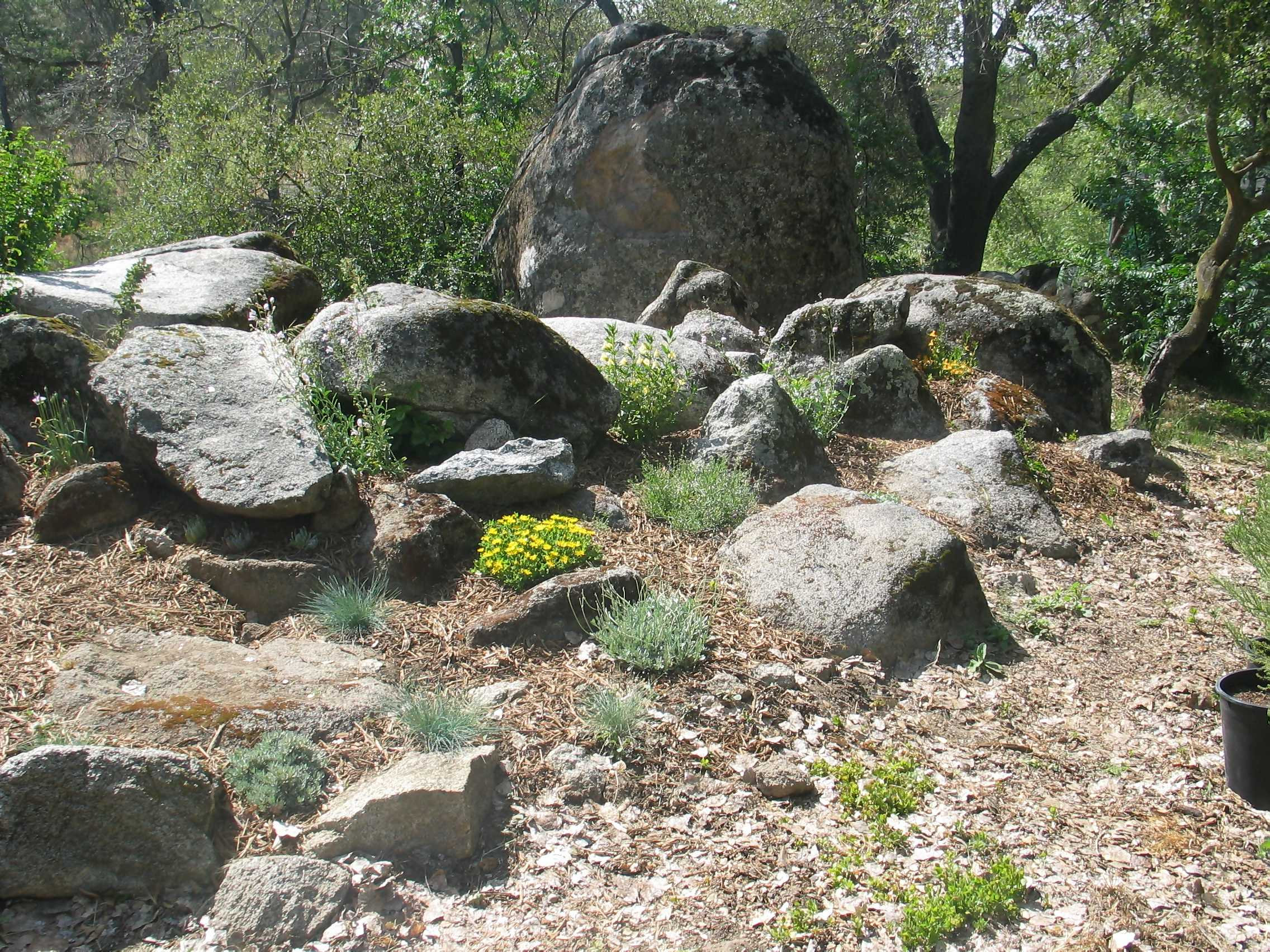 Landscaping With Rocks And Boulders : Beautiful Landscaping with ...