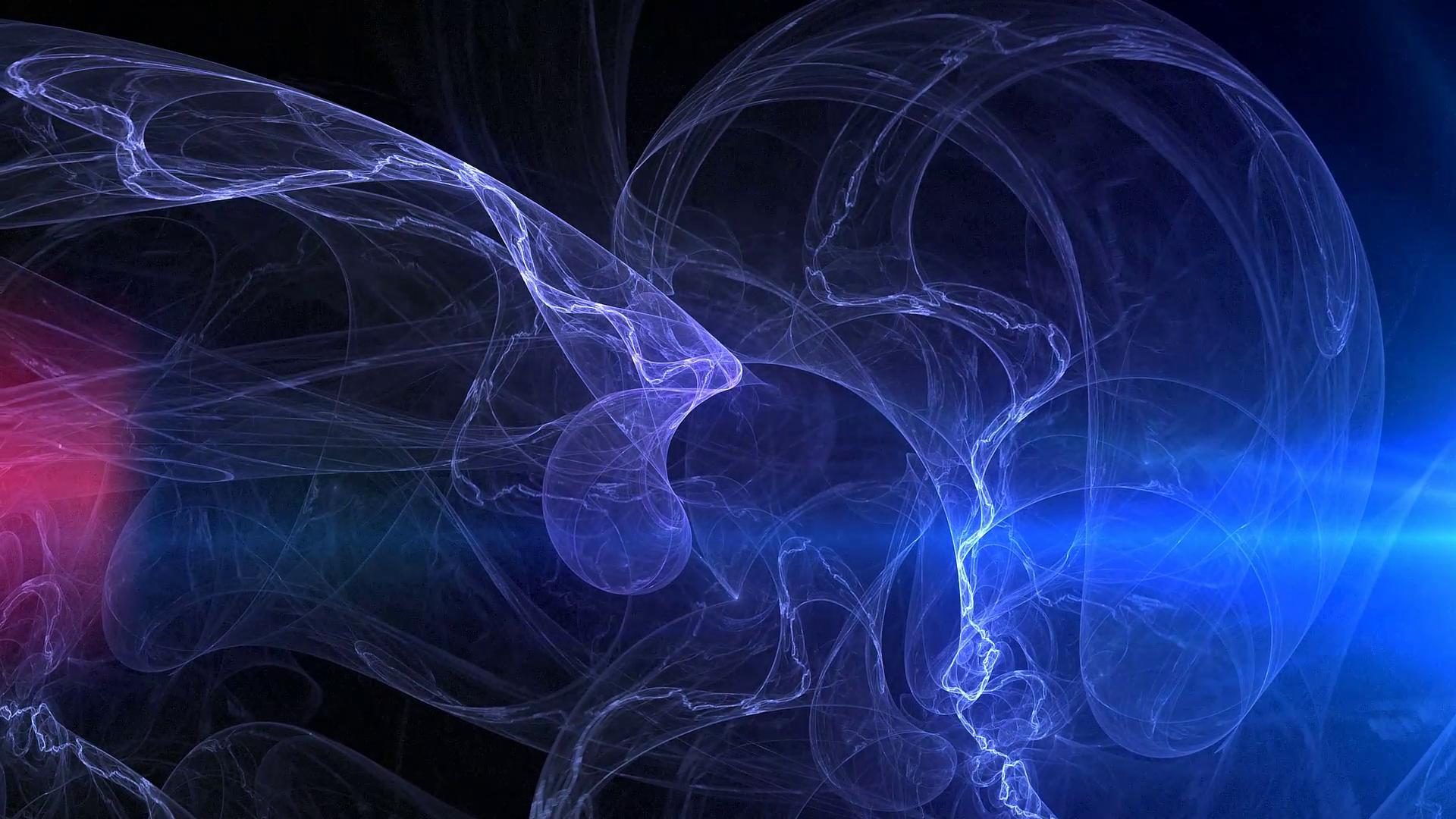 Abstract Plasma with Light streak Motion Background - Videoblocks