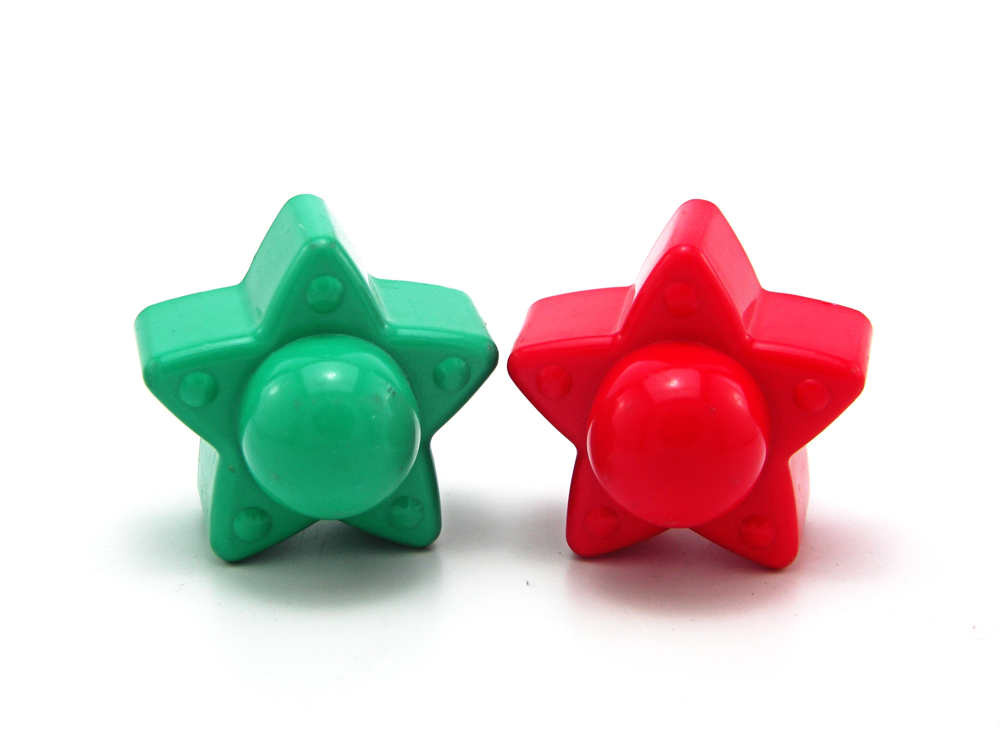 Plastic toy star, White, Round, Nobody, Orange, HQ Photo