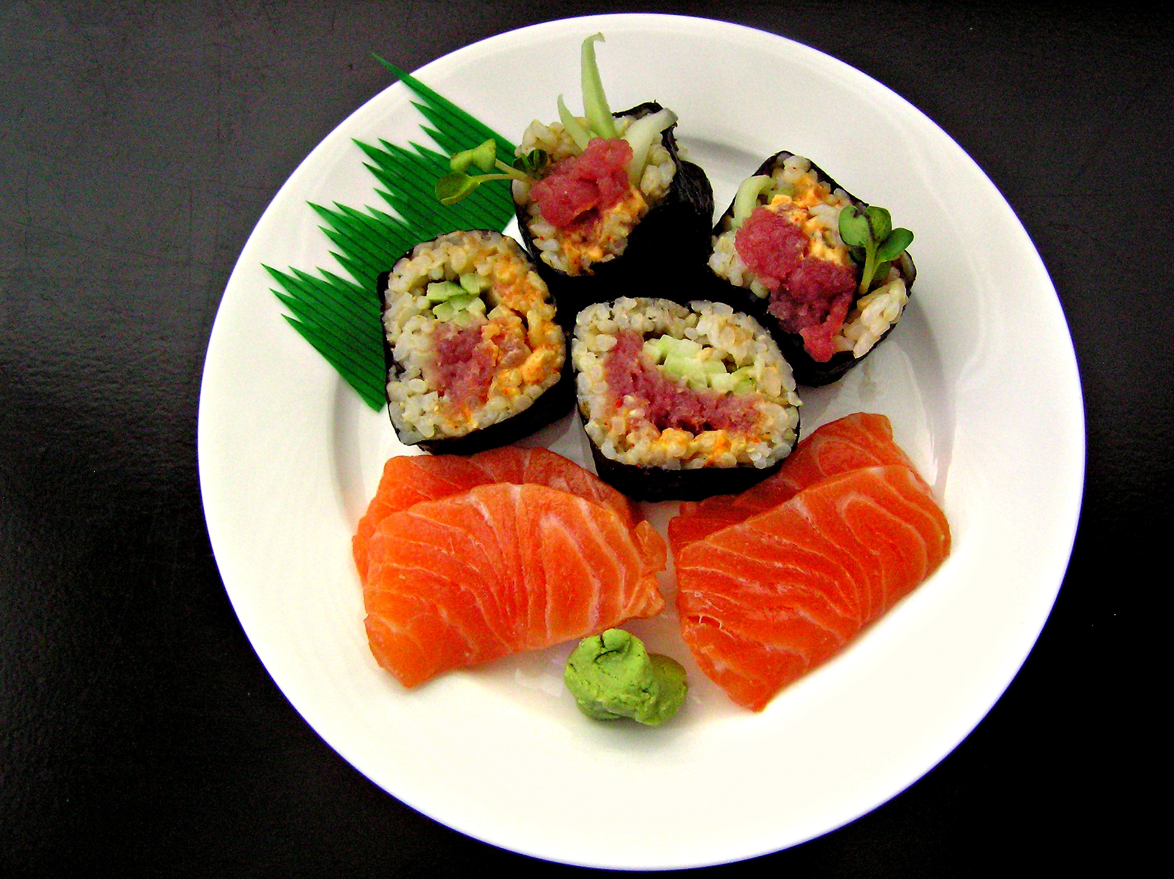 Sushi, Fingers or Chopsticks? | Foreign Escapades