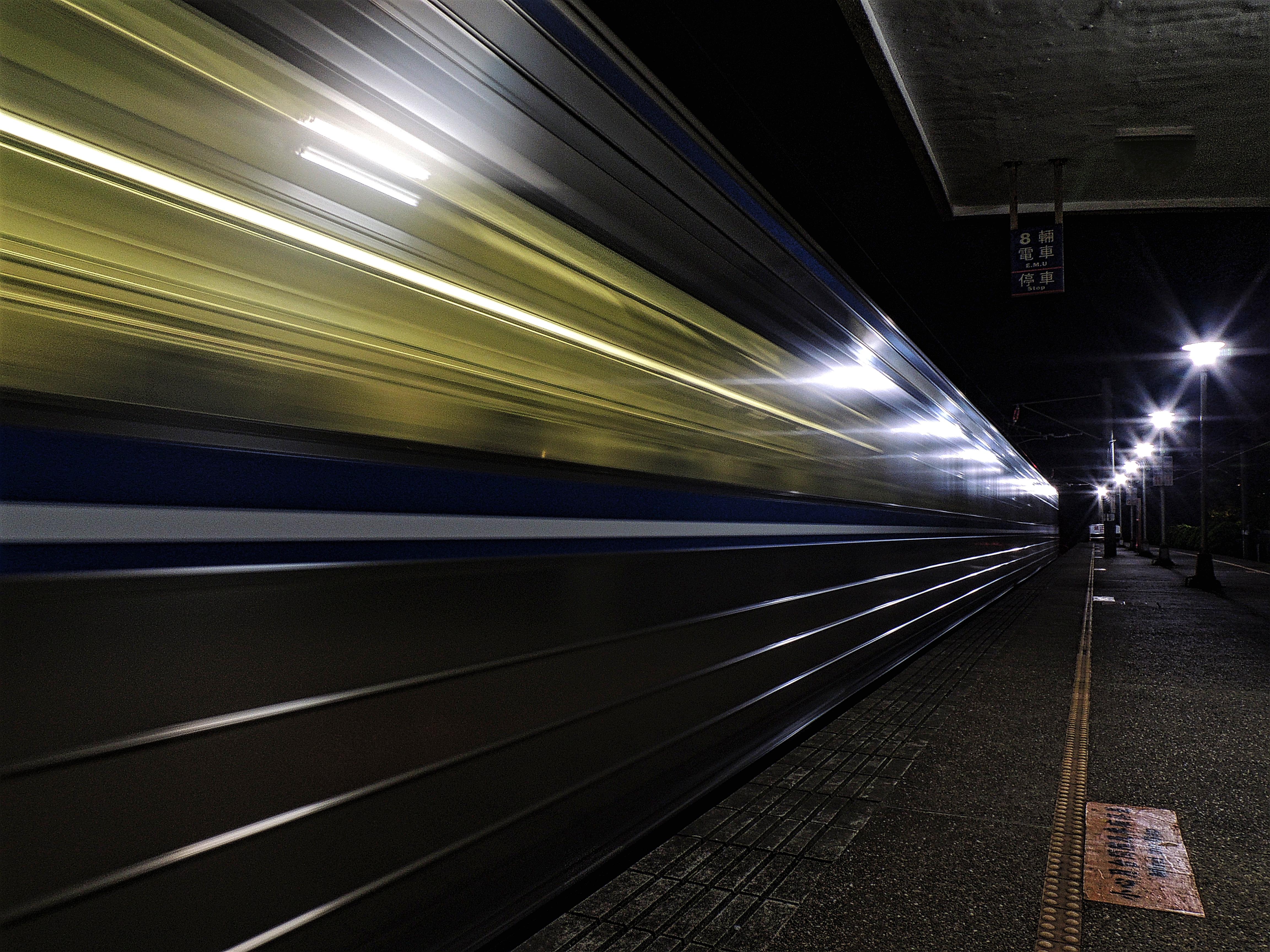 Platform - fulong station photo