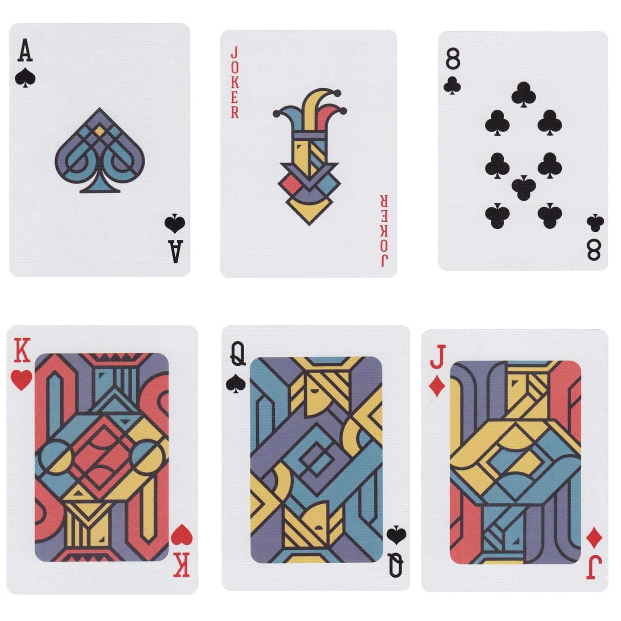 Edge Playing Cards – DLK | Design Life Kids