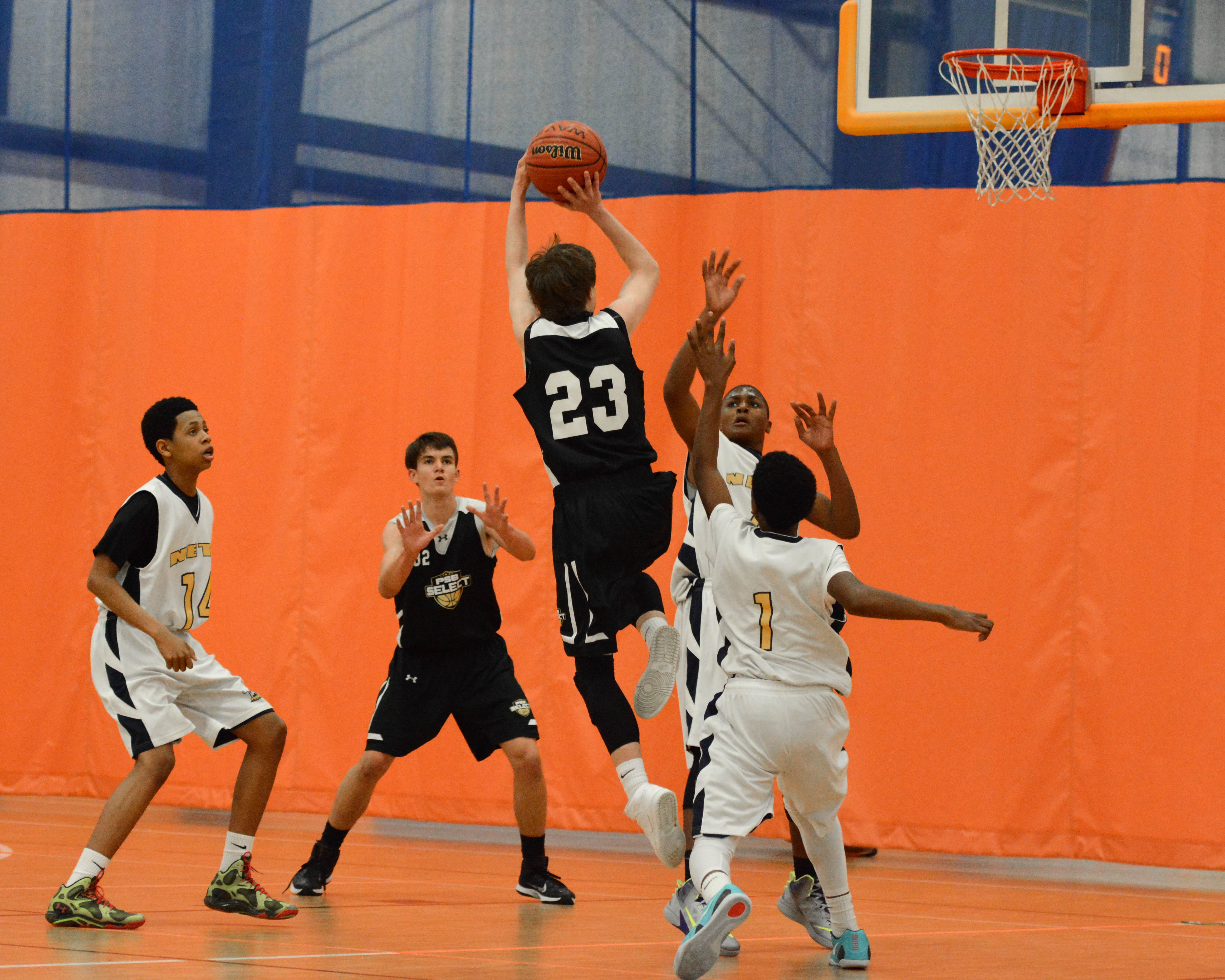 4 Benefits of Playing on the AAU