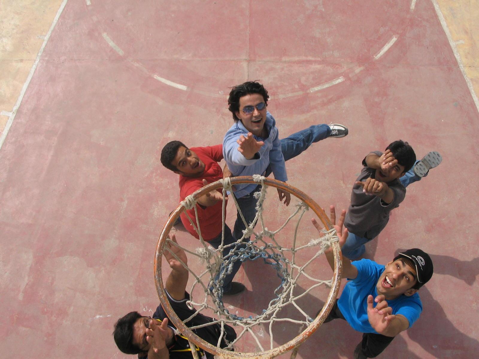 Playing basketball, Activity, Basketball, Bspo06, Game, HQ Photo