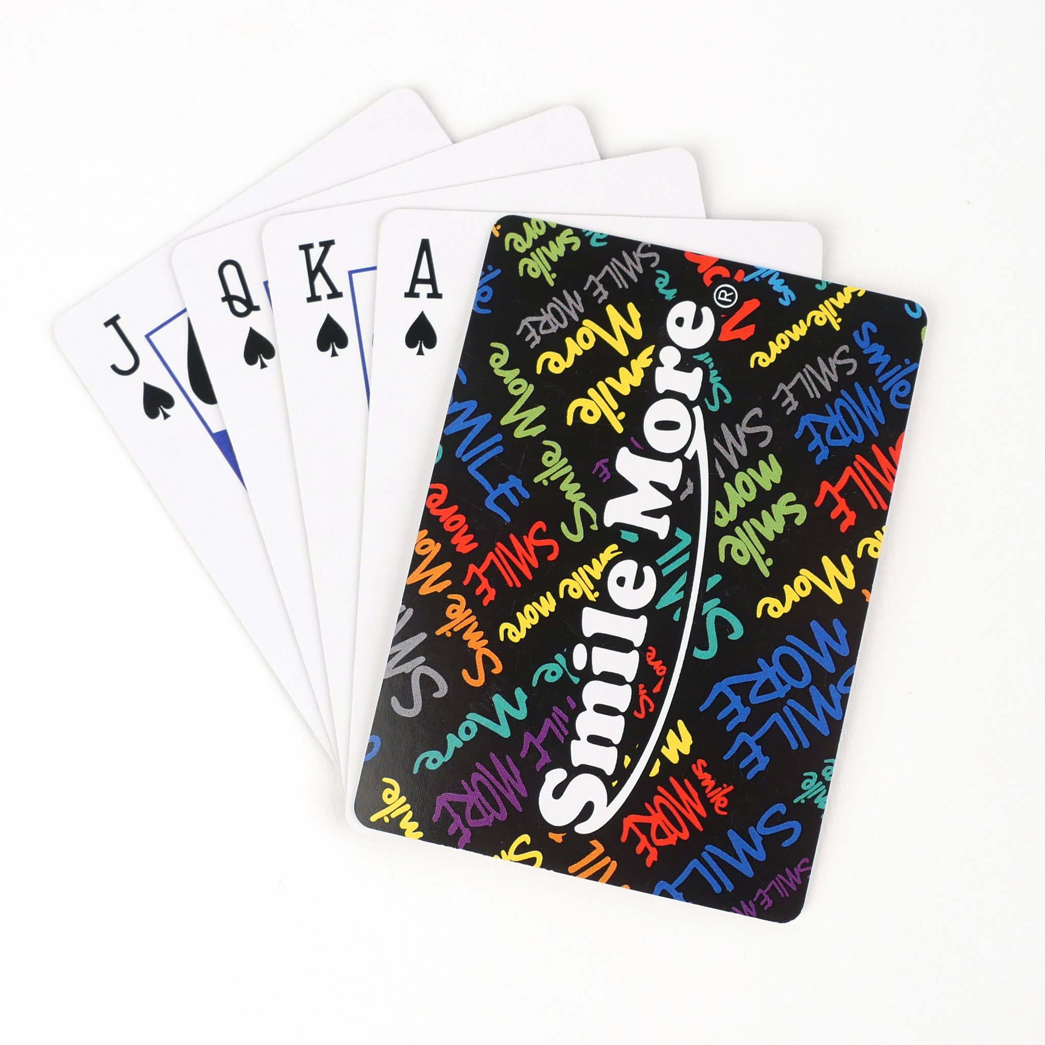 Smile More Playing Cards – The Smile More Store