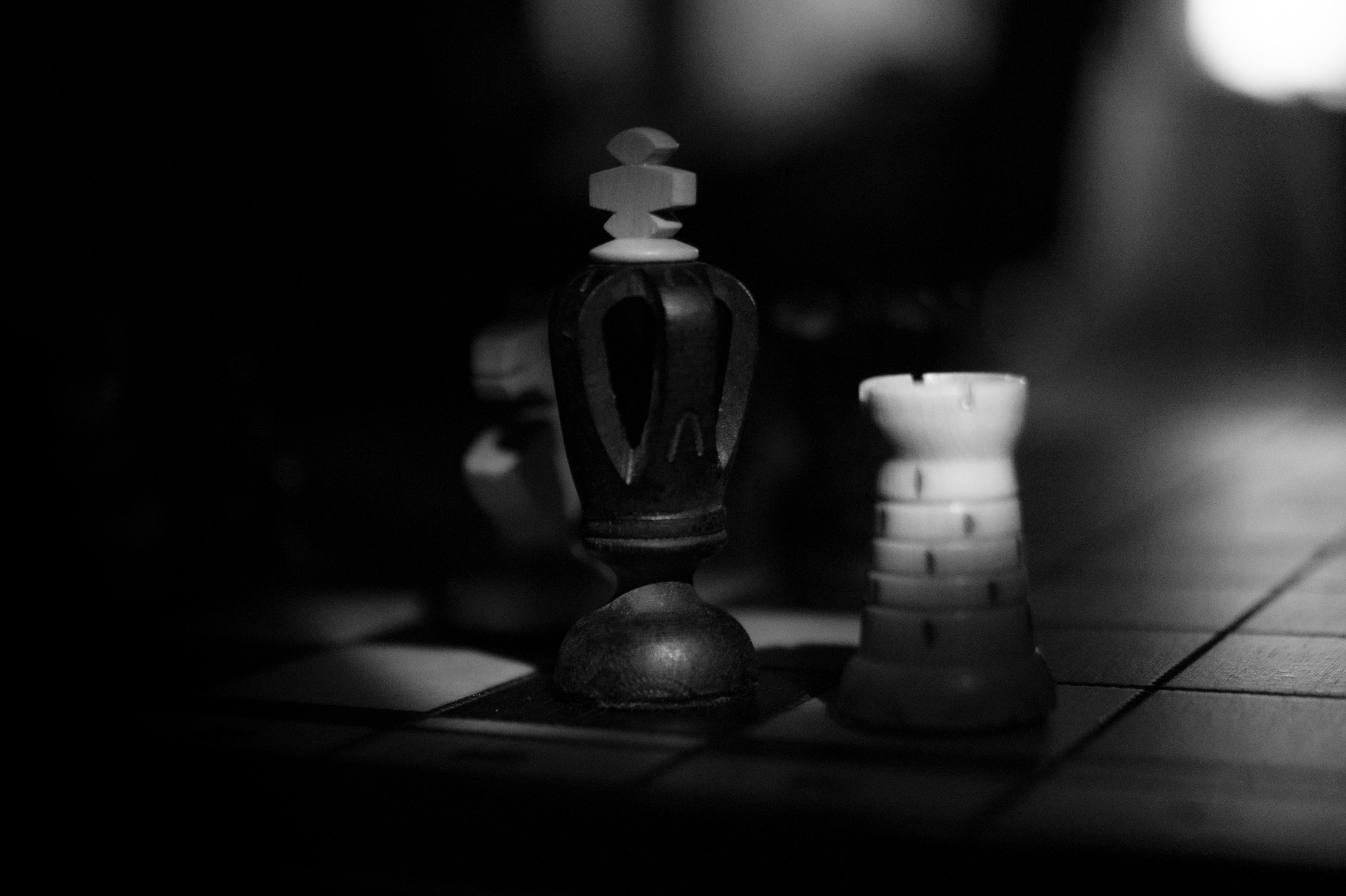 Playing Chess, Play, Playing, Object, King, HQ Photo