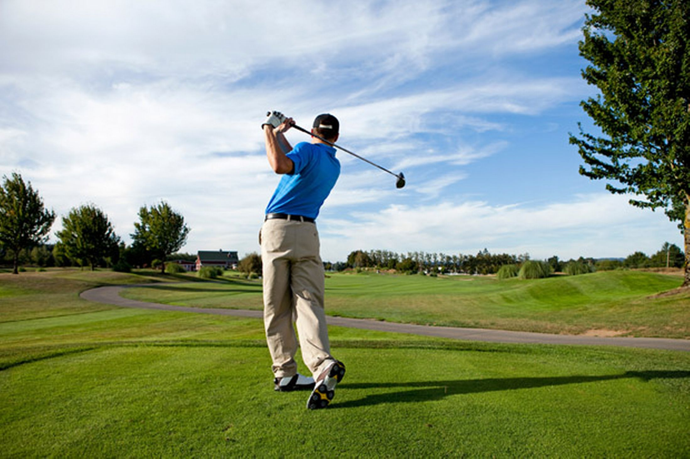 Osteopathy and the Golfer - Melbourne Osteohealth
