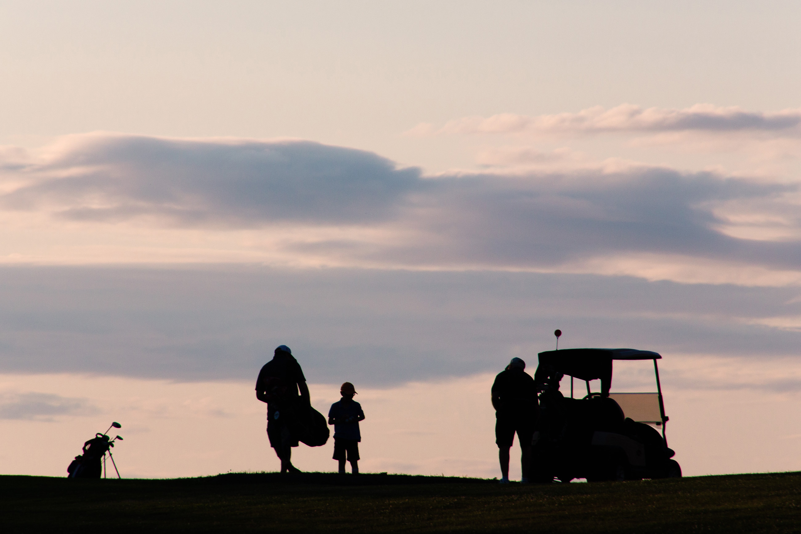 Playing Golf, Activity, Putt, Landscape, Leisure, HQ Photo