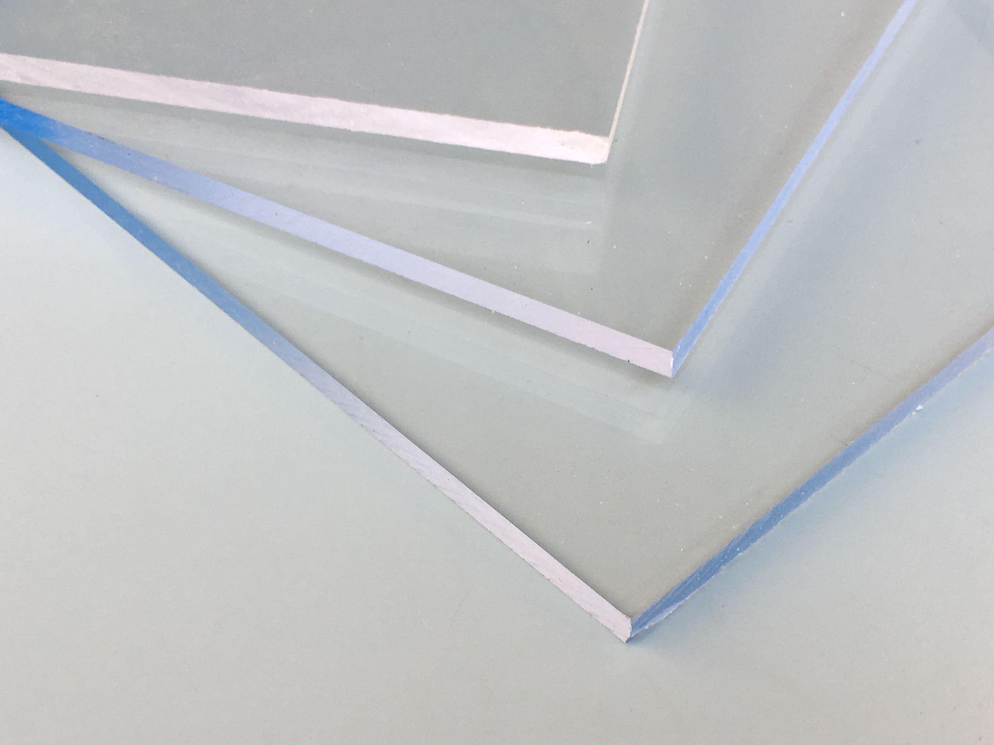 Lastra PMMA Plexiglass Trasparente – Plastx